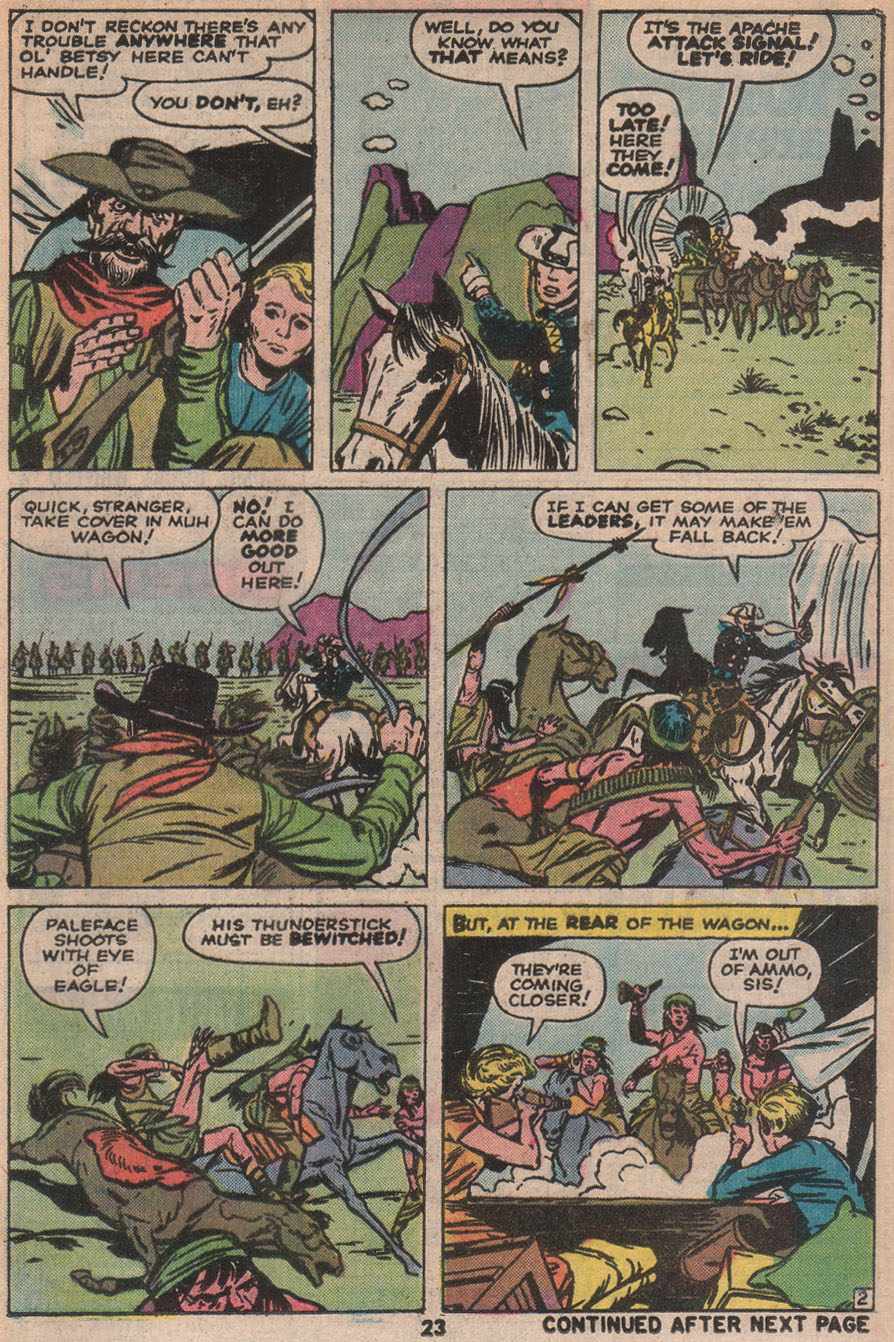 The Rawhide Kid (1955) issue 134 - Page 25