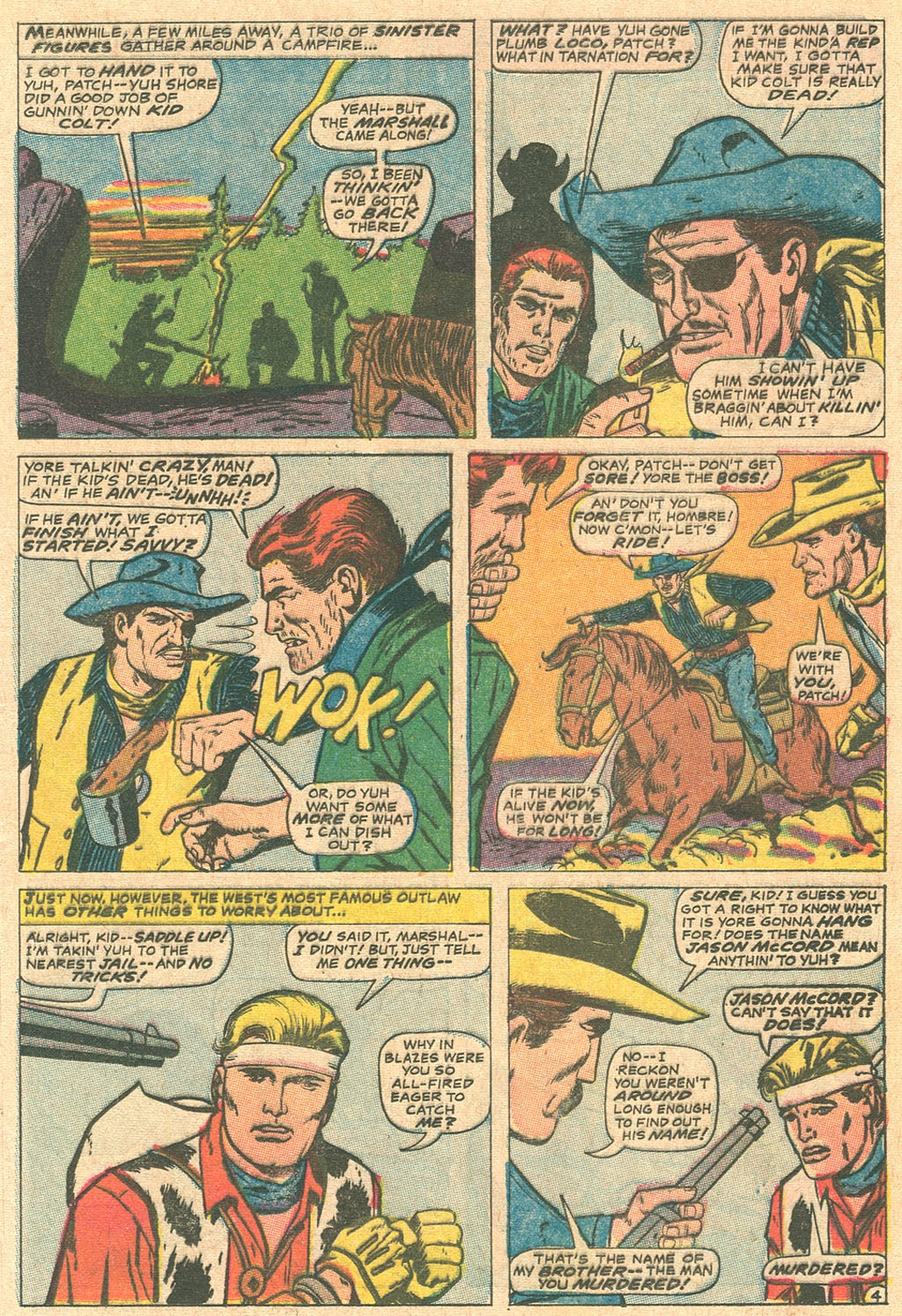 Kid Colt Outlaw issue 136 - Page 17