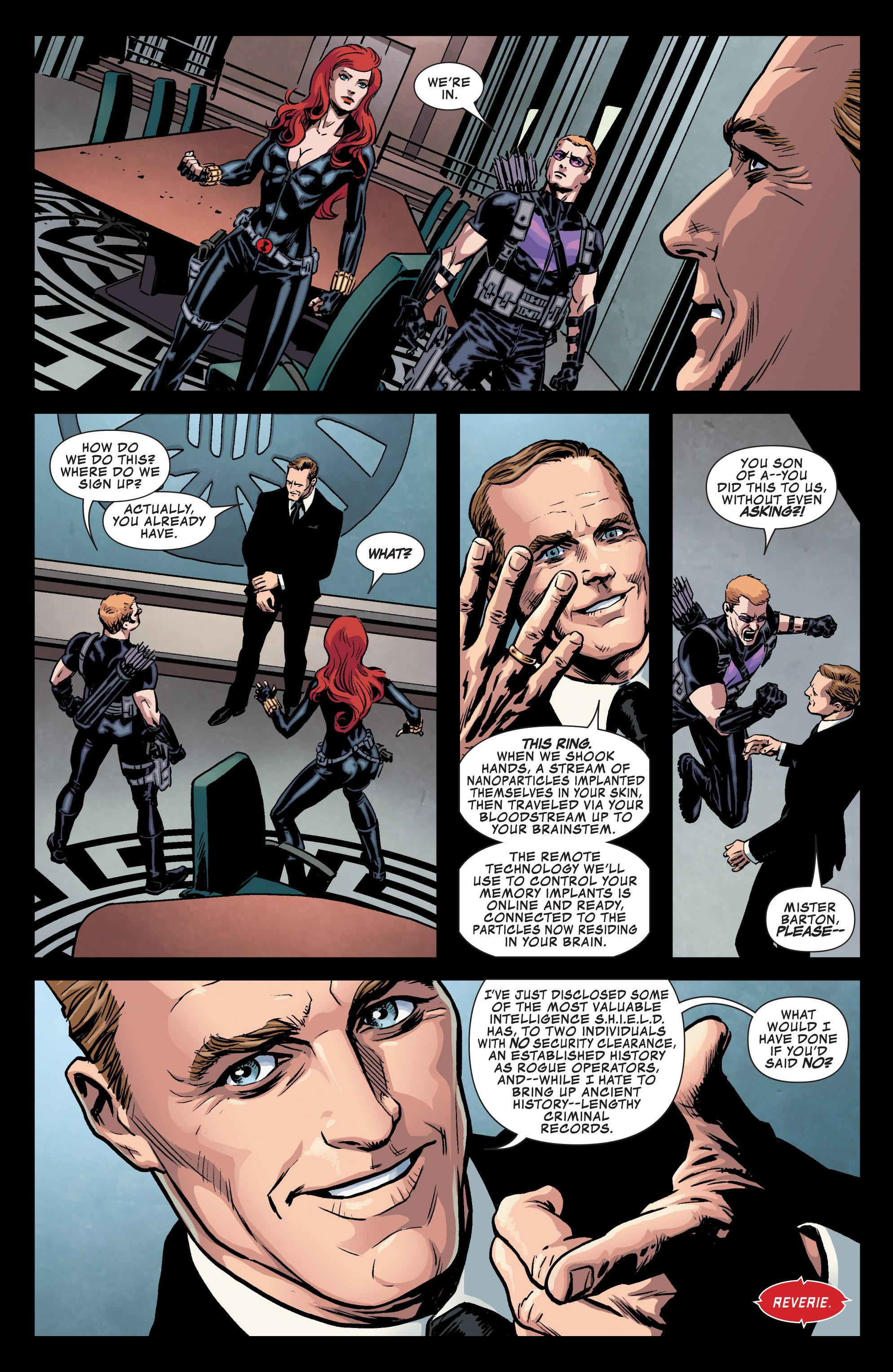 Read online Secret Avengers (2013) comic -  Issue #1 - 13