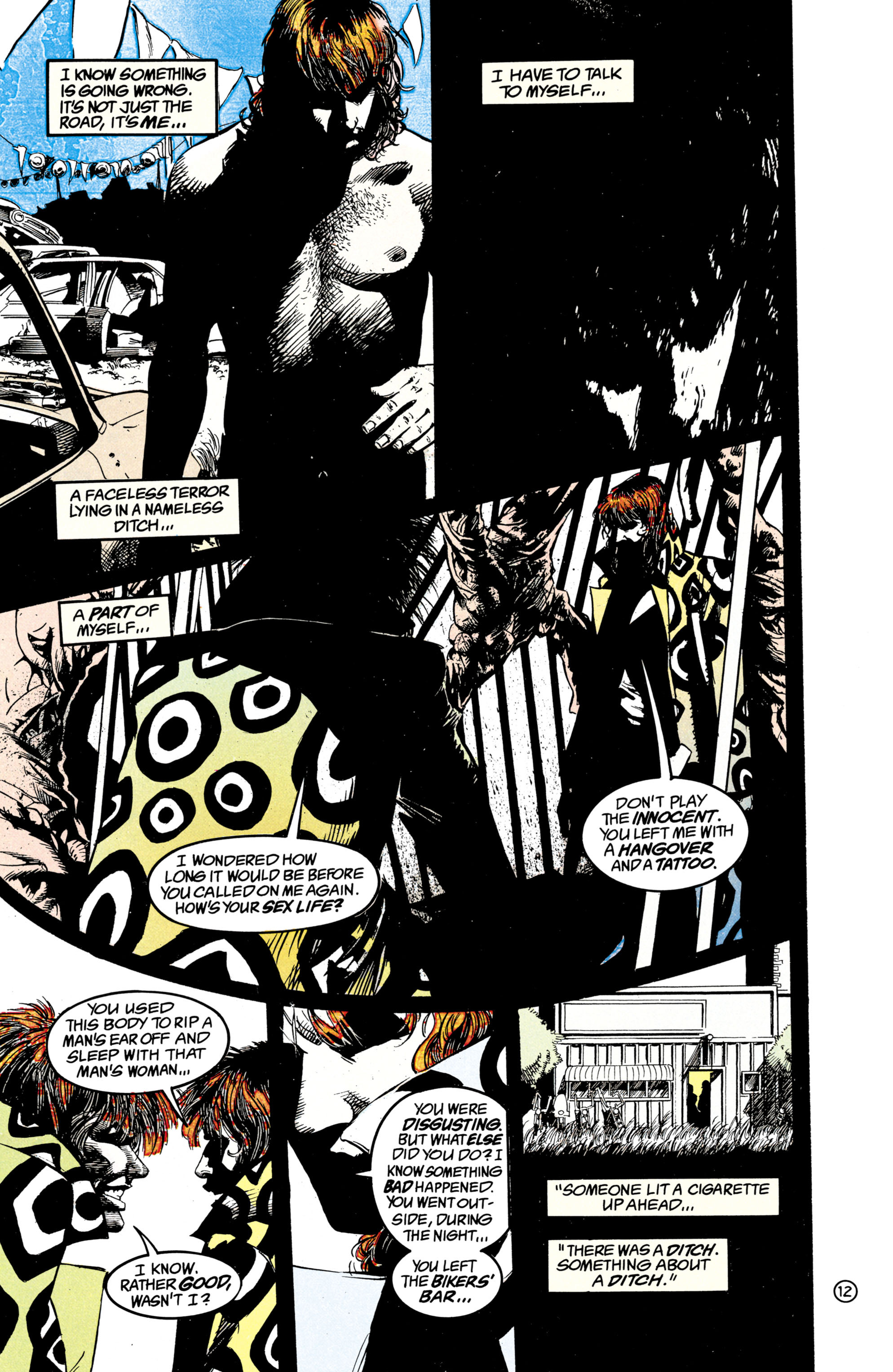 Read online Shade, the Changing Man comic -  Issue #21 - 13