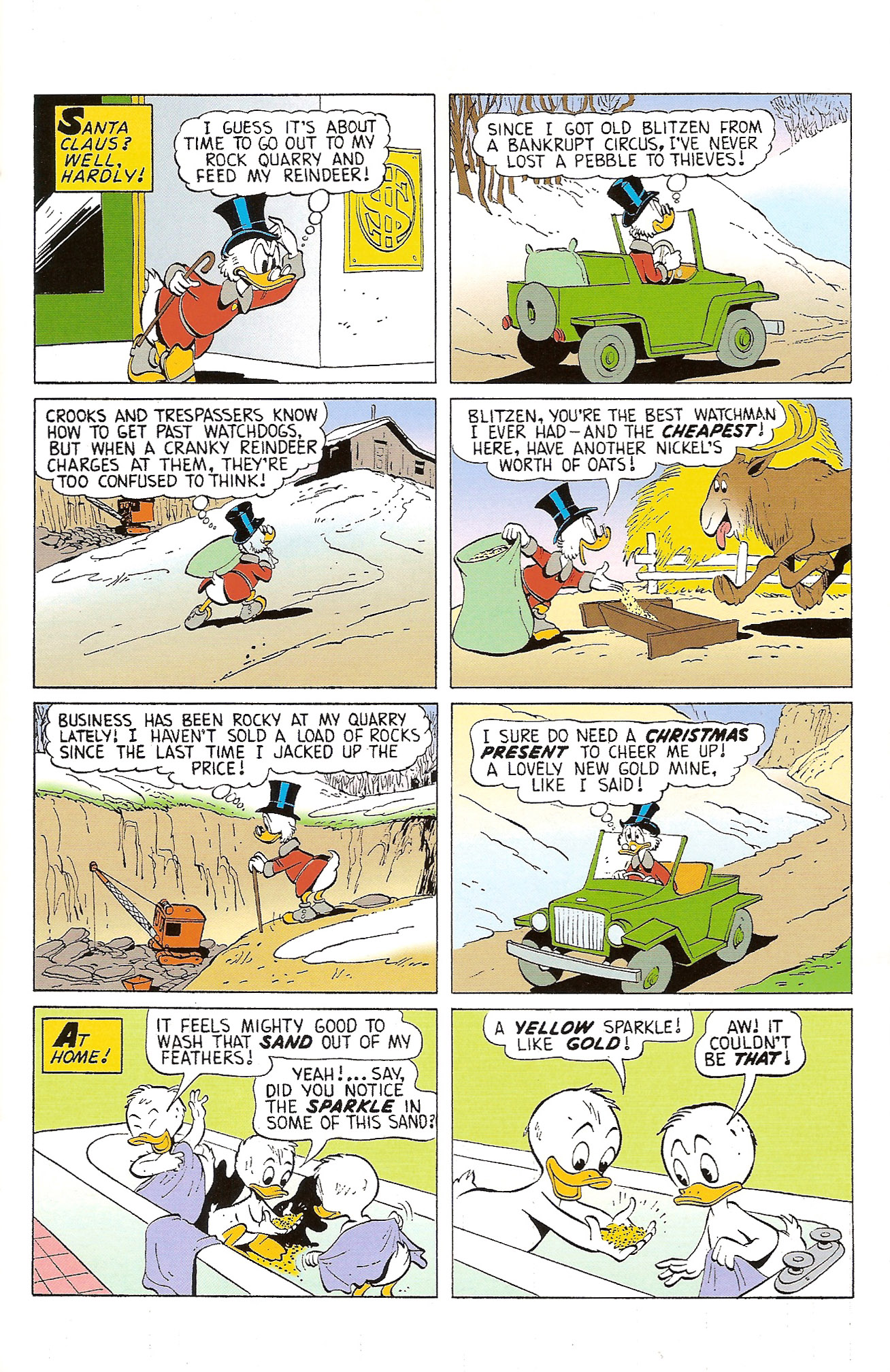 Read online Uncle Scrooge (1953) comic -  Issue #398 - 19