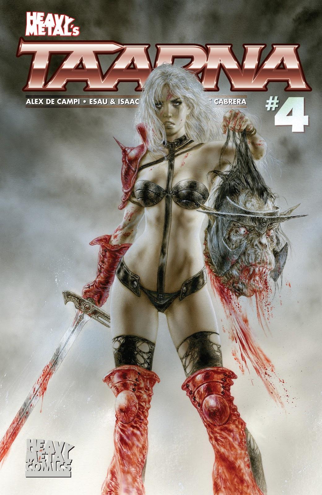 Read online Taarna comic -  Issue #4 - 26