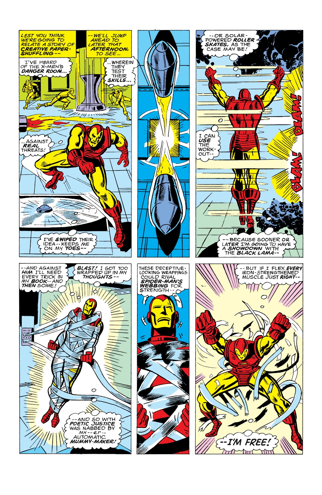 Read online Marvel Masterworks: The Invincible Iron Man comic -  Issue # TPB 10 (Part 2) - 20