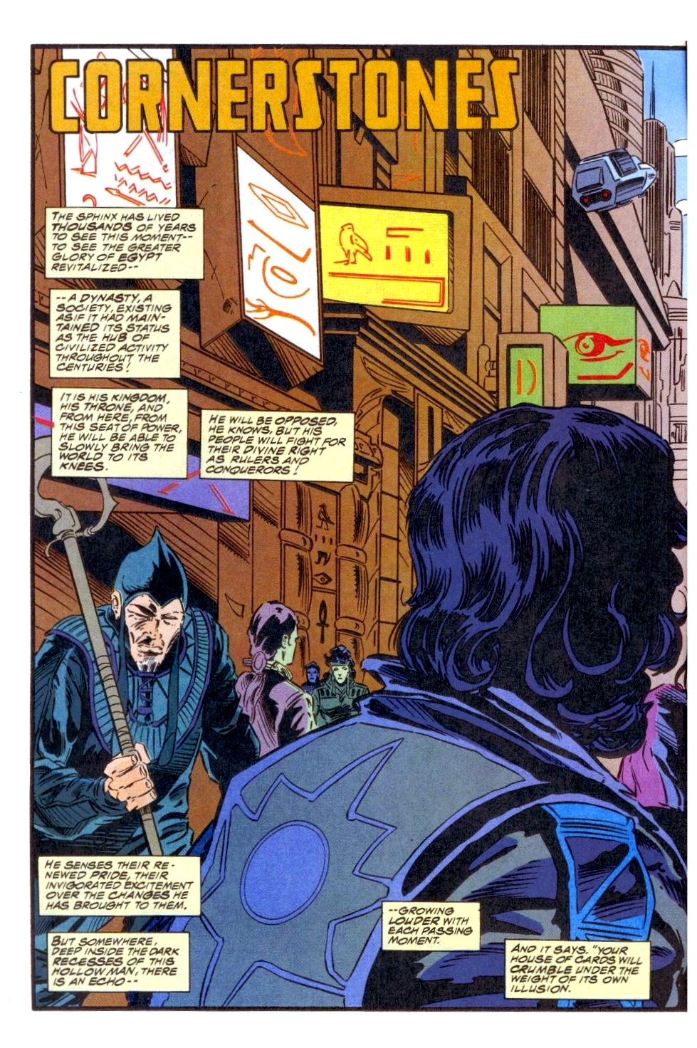 The New Warriors Issue #49 #53 - English 3