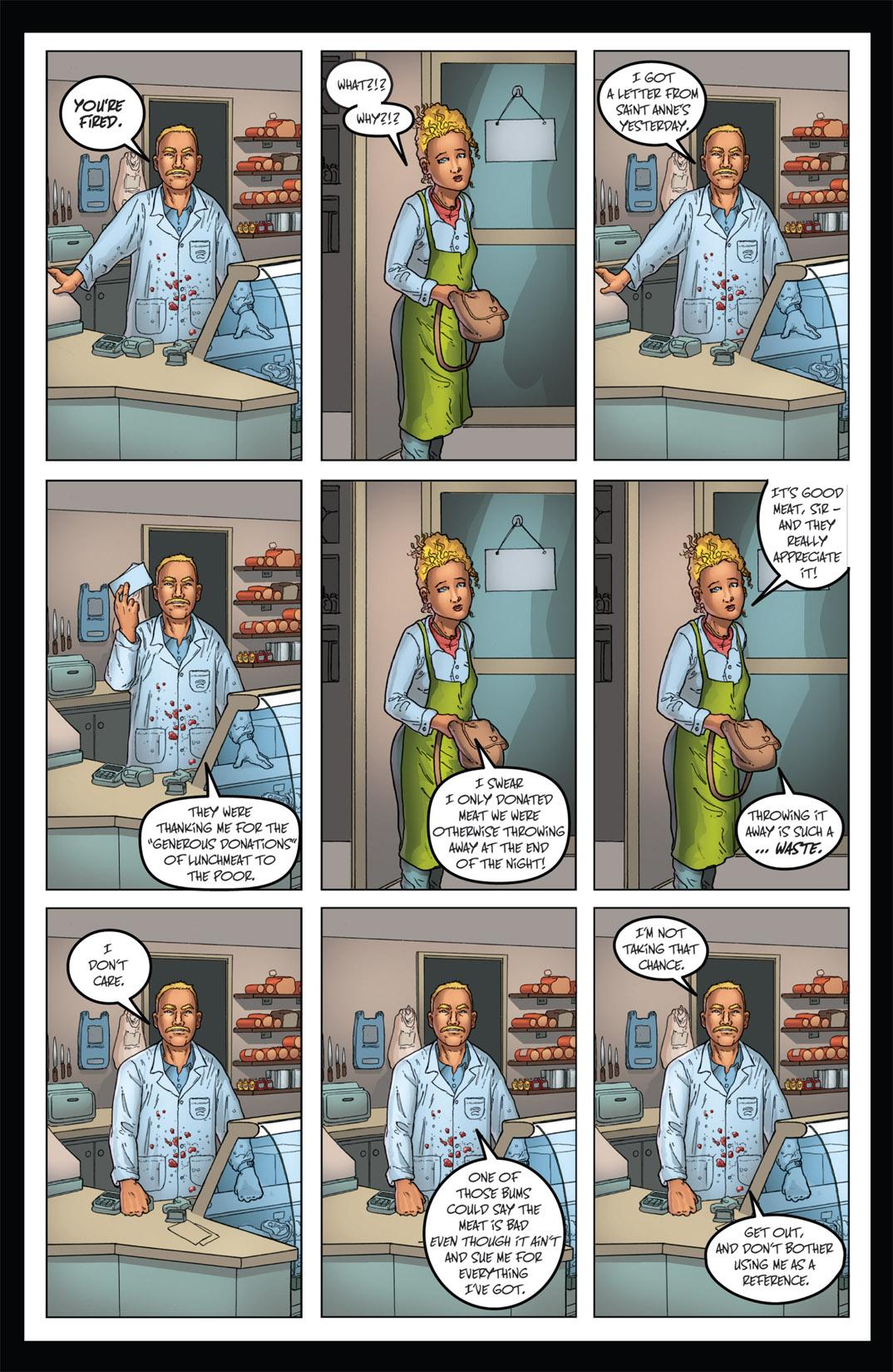 Read online Nightmare World comic -  Issue # Vol. 1 Thirteen Tales of Terror - 103