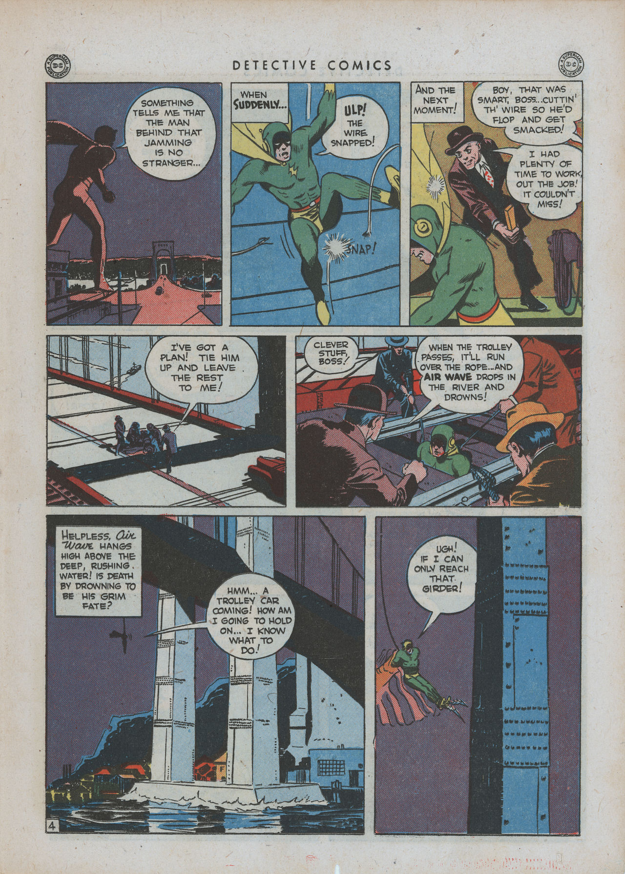 Read online Detective Comics (1937) comic -  Issue #88 - 21