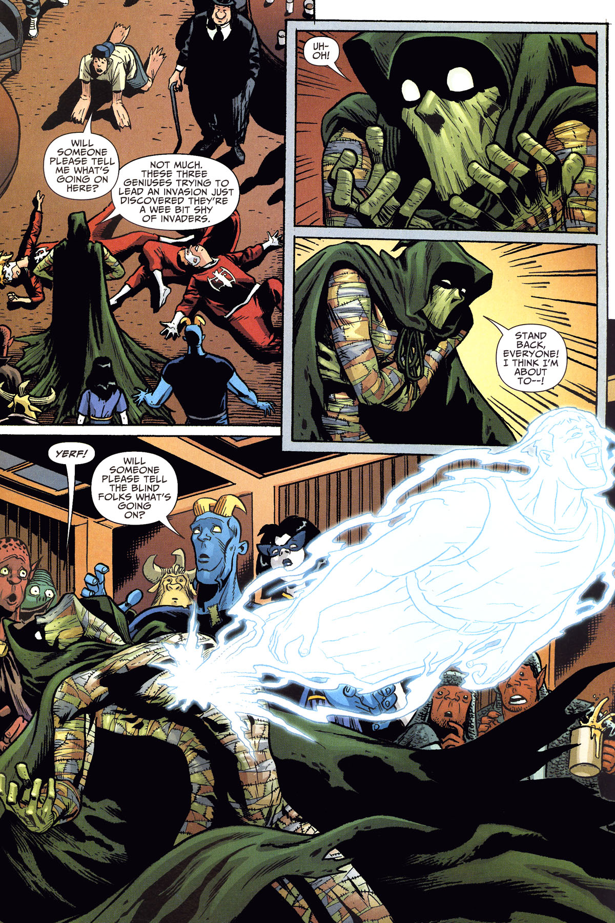 Read online Shadowpact comic -  Issue #8 - 21