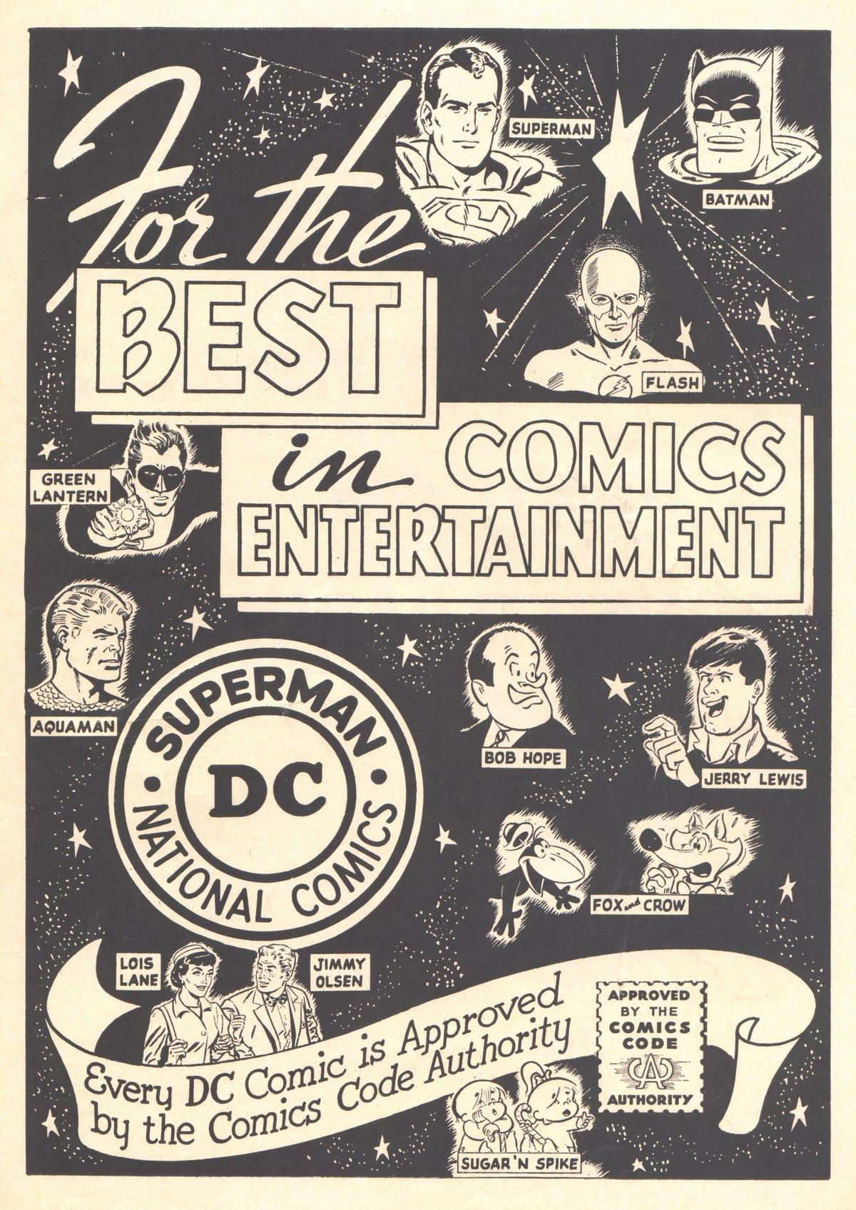 Read online Adventure Comics (1938) comic -  Issue #293 - 35