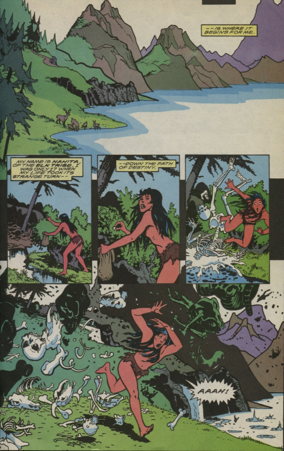 Read online Alpha Flight (1983) comic -  Issue #83 - 6