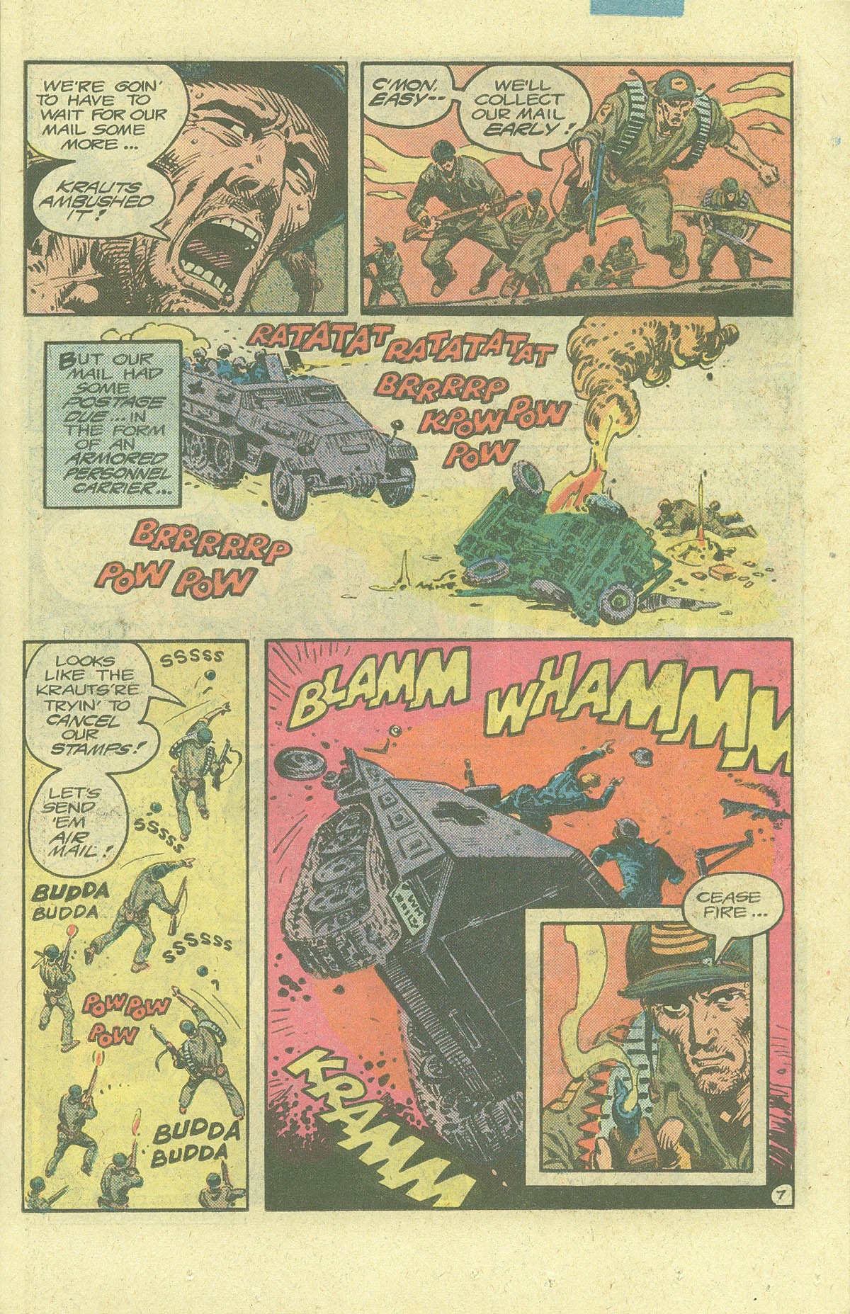 Read online Sgt. Rock comic -  Issue #378 - 10