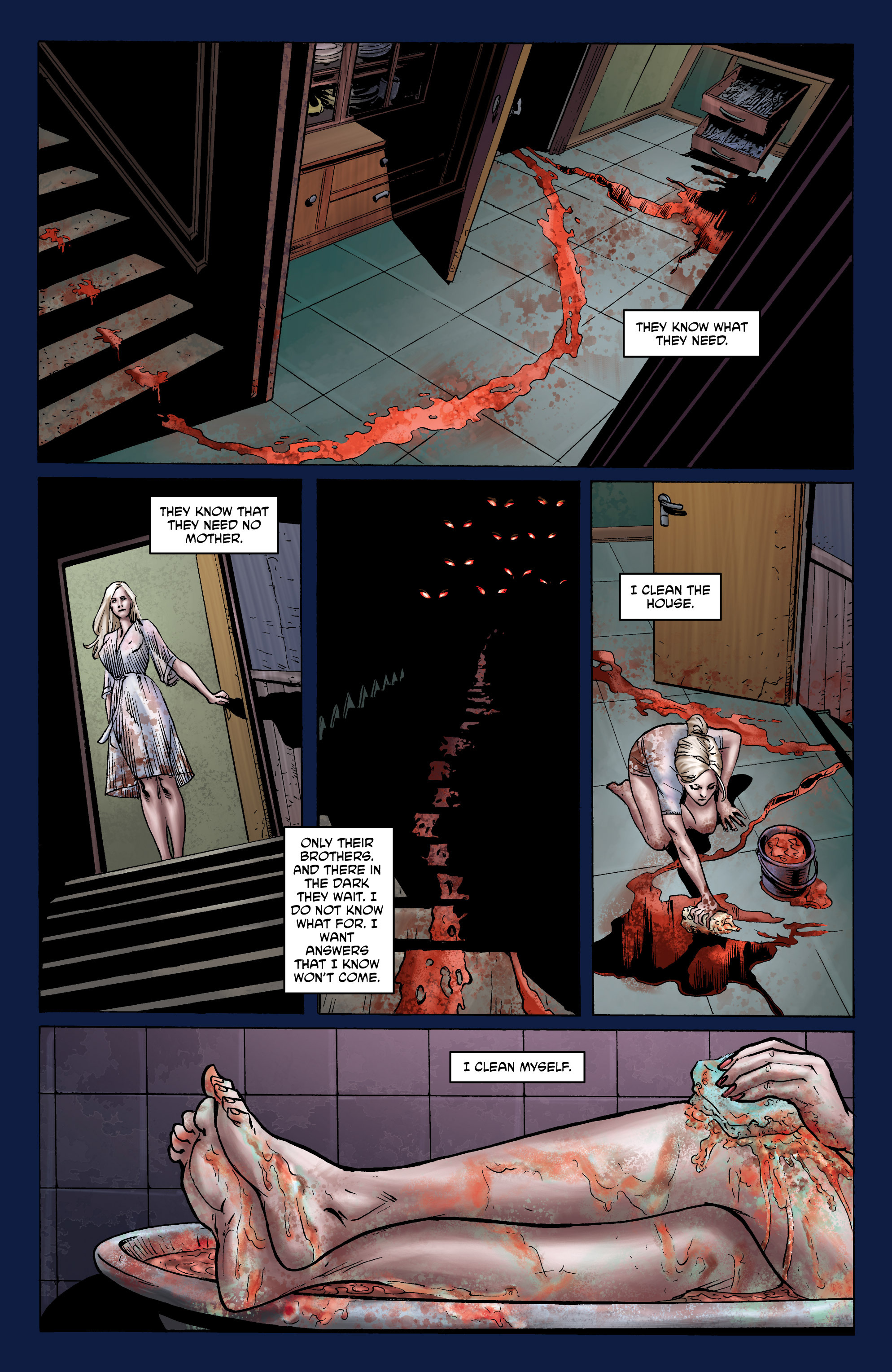 Read online God is Dead: Book of Acts comic -  Issue # Omega - 41