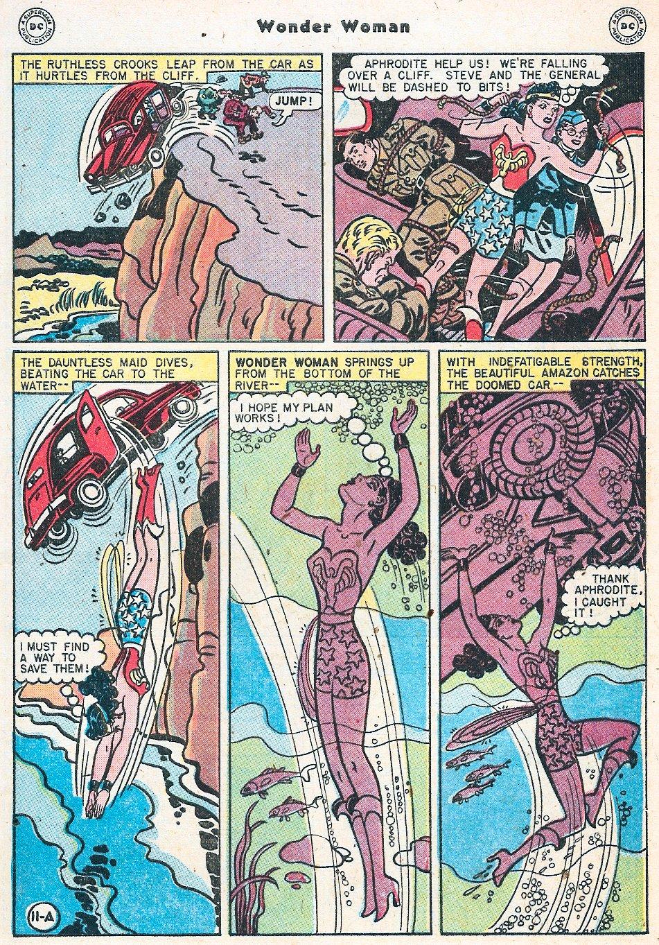 Read online Wonder Woman (1942) comic -  Issue #27 - 13