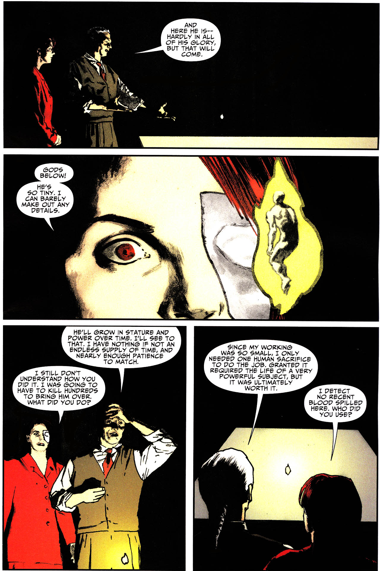 Read online Shadowpact comic -  Issue #13 - 13
