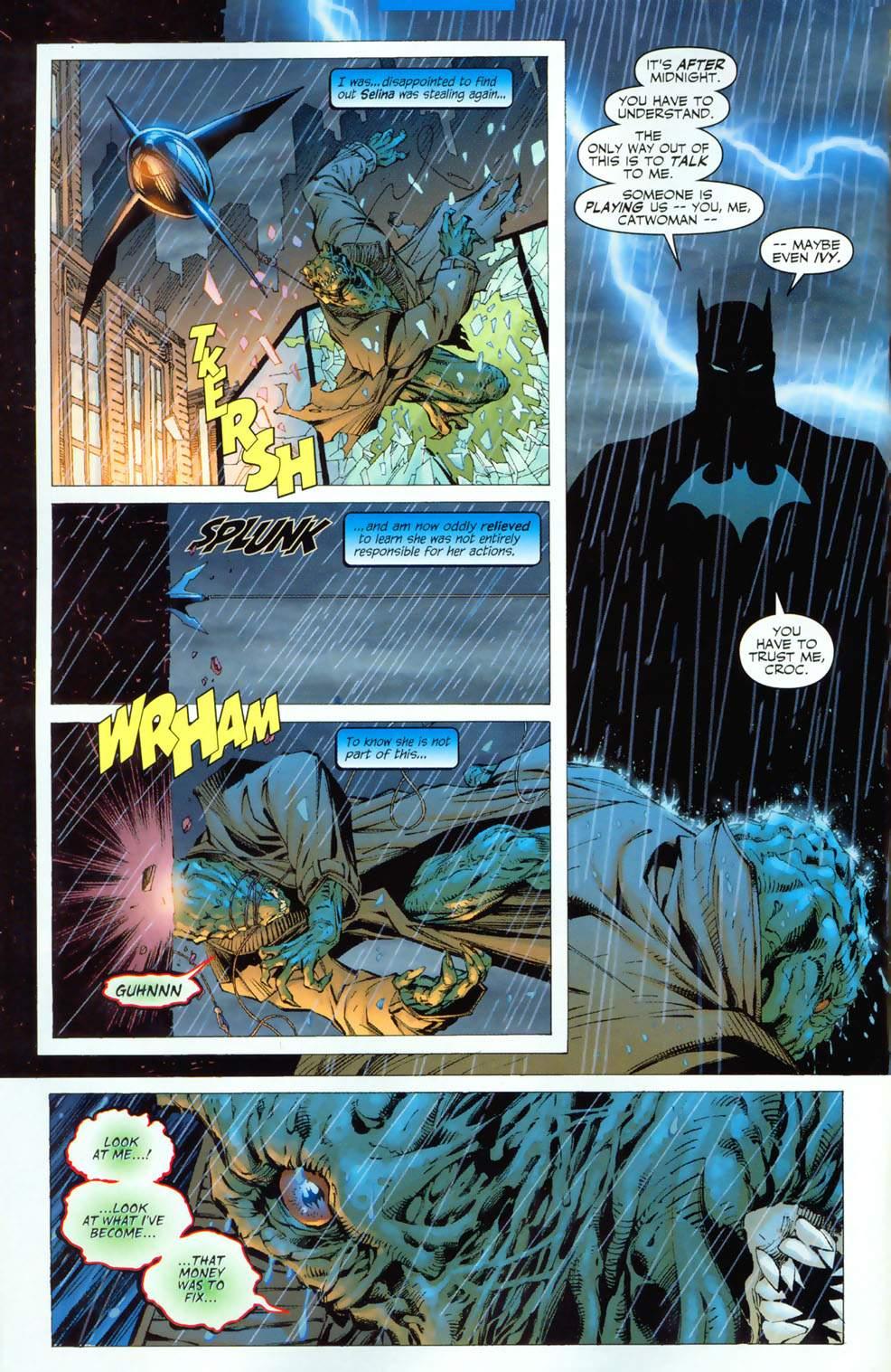 Read online Batman: Hush comic -  Issue #3 - 18
