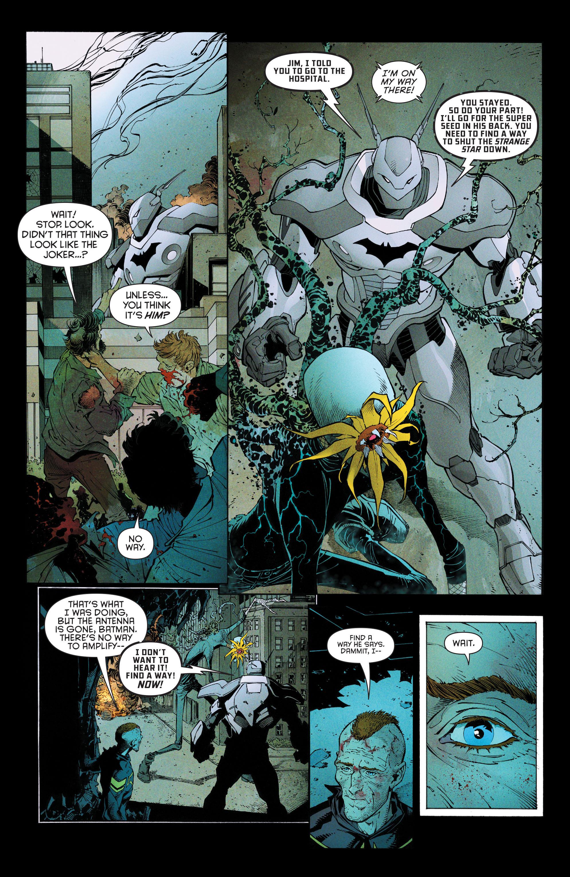 Read online Batman (2011) comic -  Issue # _TPB 9 - 119