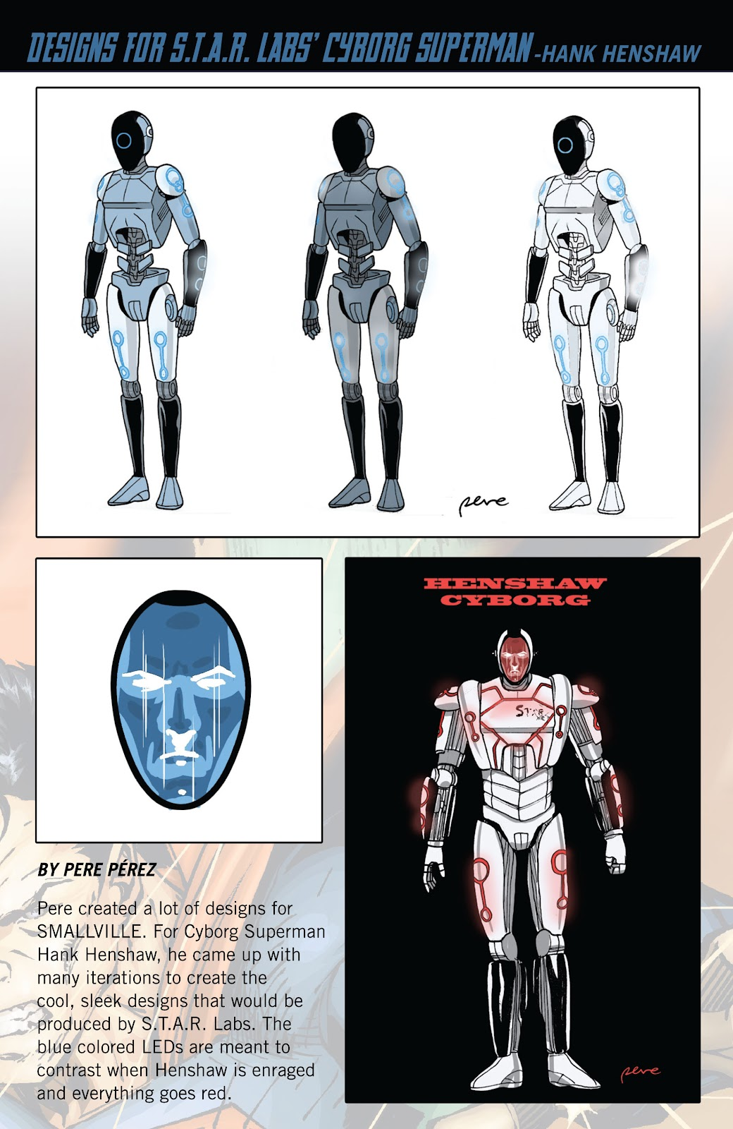 Read online Smallville Season 11 [II] comic -  Issue # TPB 1 - 141