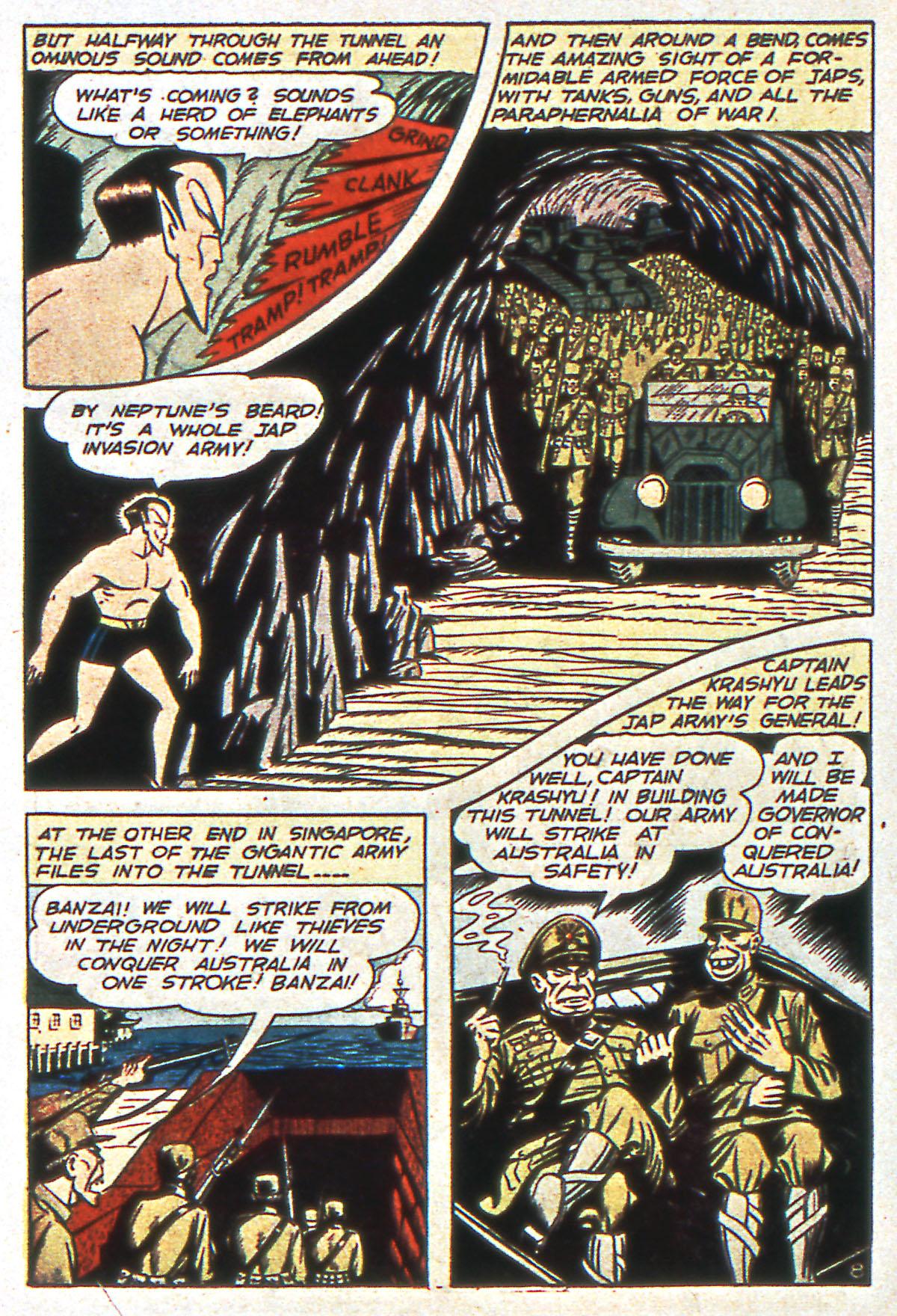Read online All-Winners Comics comic -  Issue #12 - 36