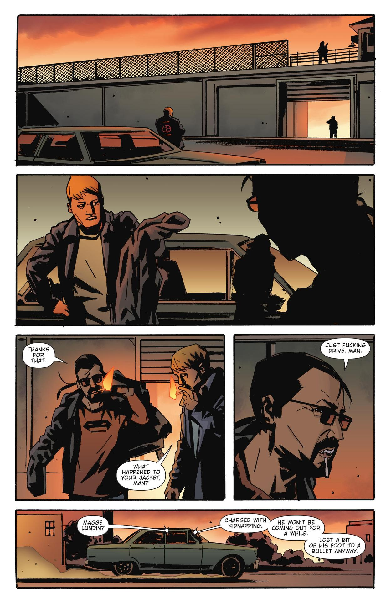 Read online The Girl Who Kicked The Hornet's Nest comic -  Issue # TPB - 45