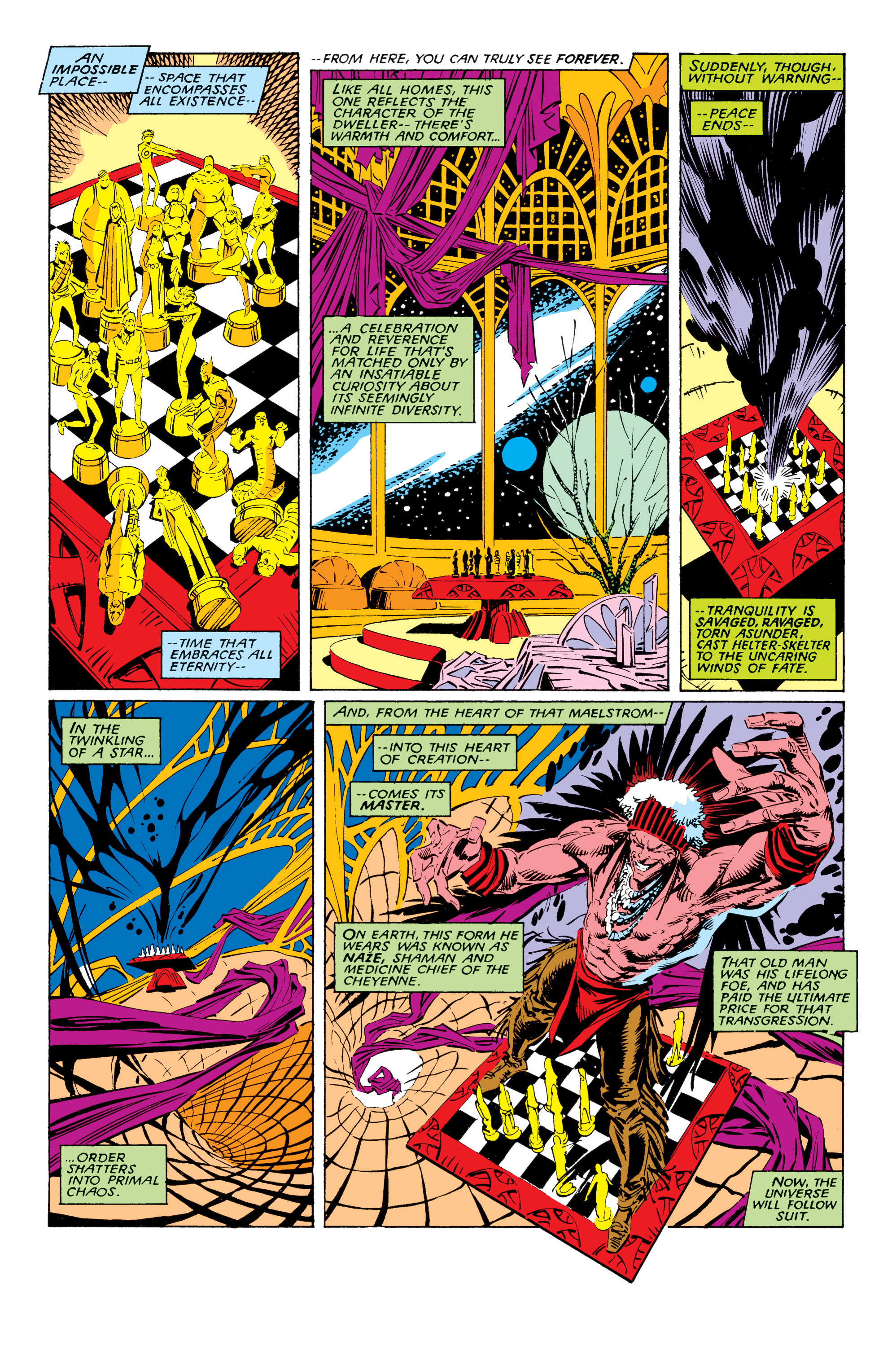Read online Uncanny X-Men (1963) comic -  Issue #225 - 8