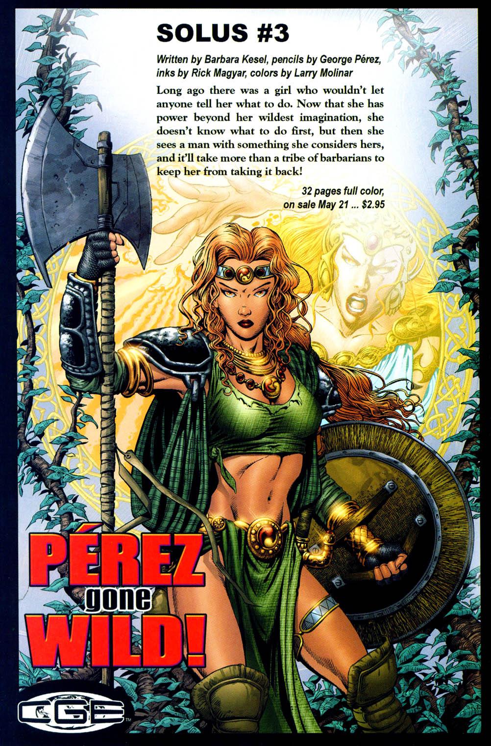 Read online Sigil (2000) comic -  Issue #35 - 26