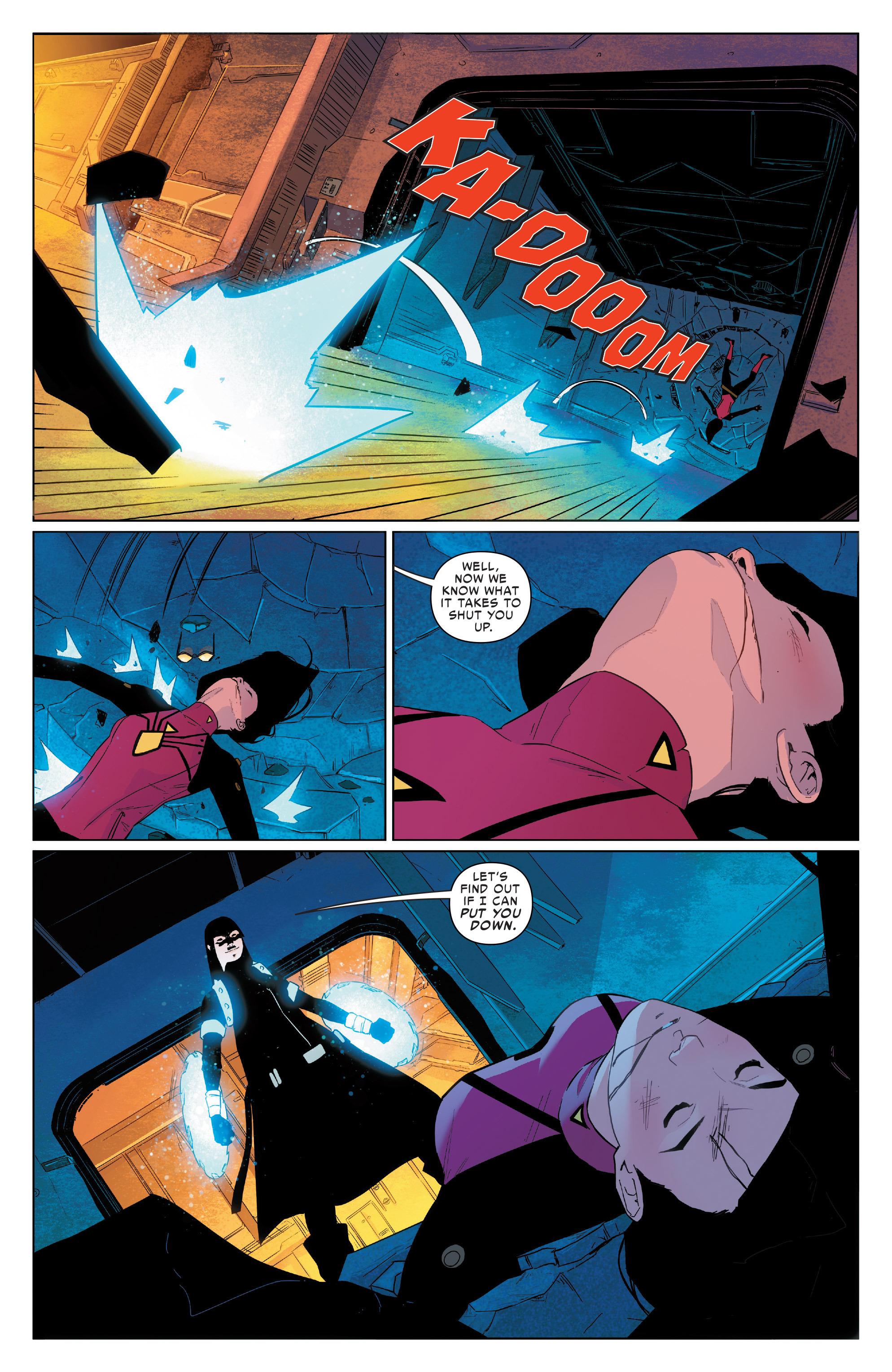 Read online Spider-Women Omega comic -  Issue # Full - 16