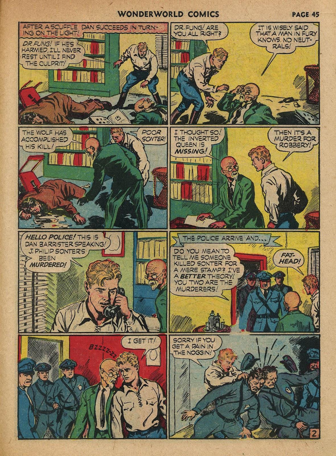 Wonderworld Comics issue 23 - Page 46