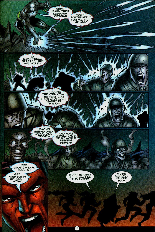 Read online UltraForce (1995) comic -  Issue #14 - 19