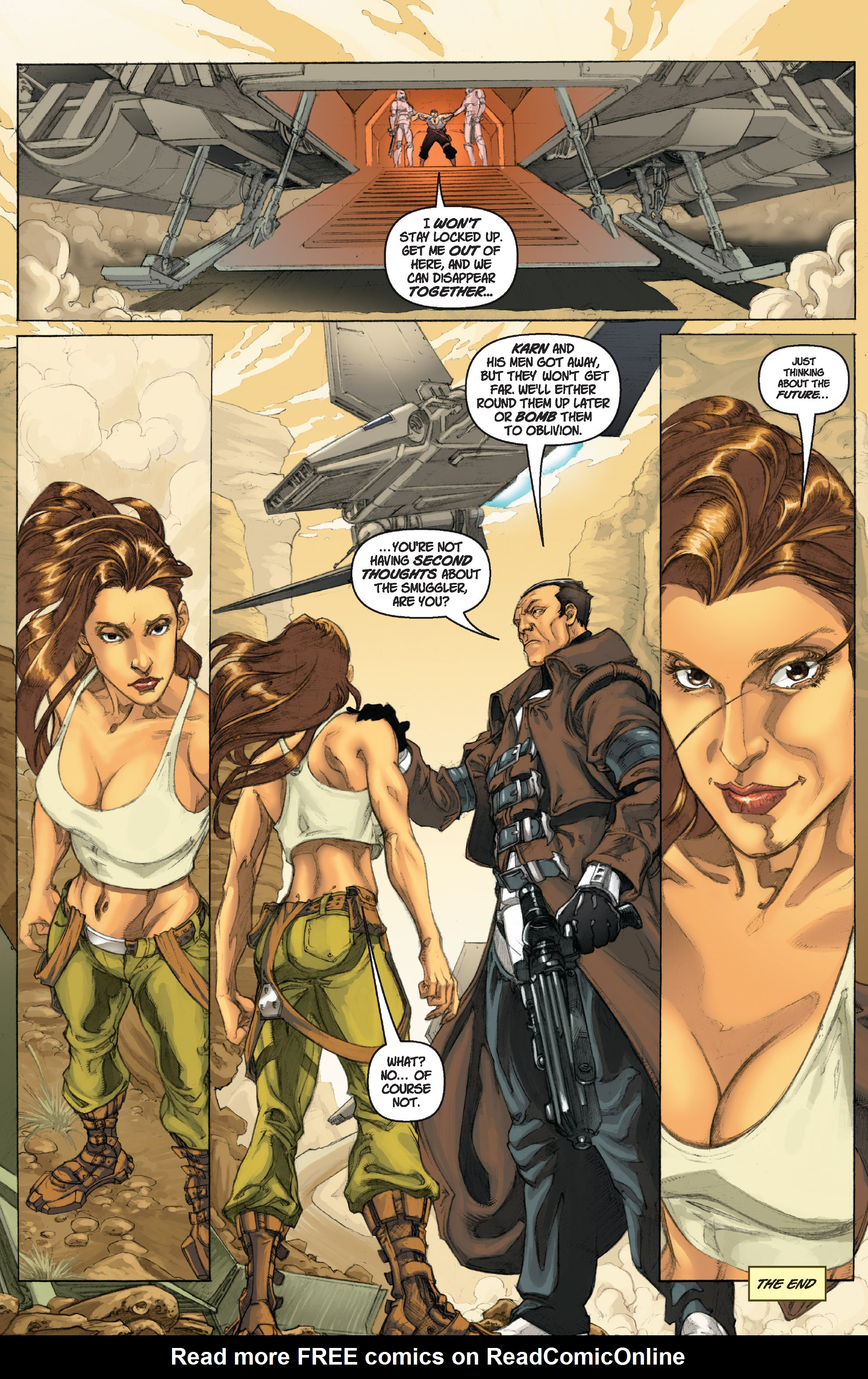 Read online Star Wars Omnibus comic -  Issue # Vol. 22 - 131