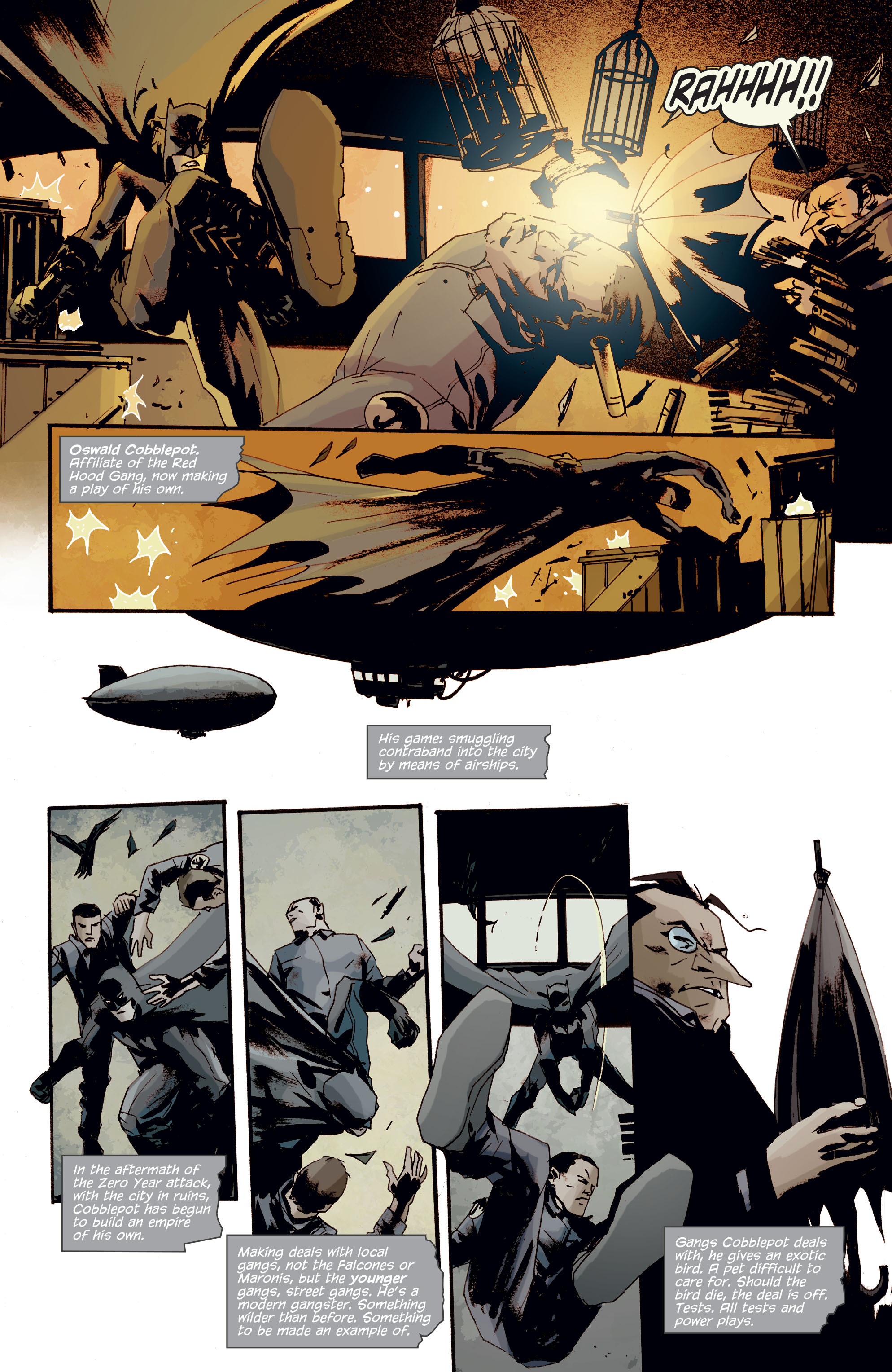 Read online Batman (2011) comic -  Issue # _TPB 8 - 86