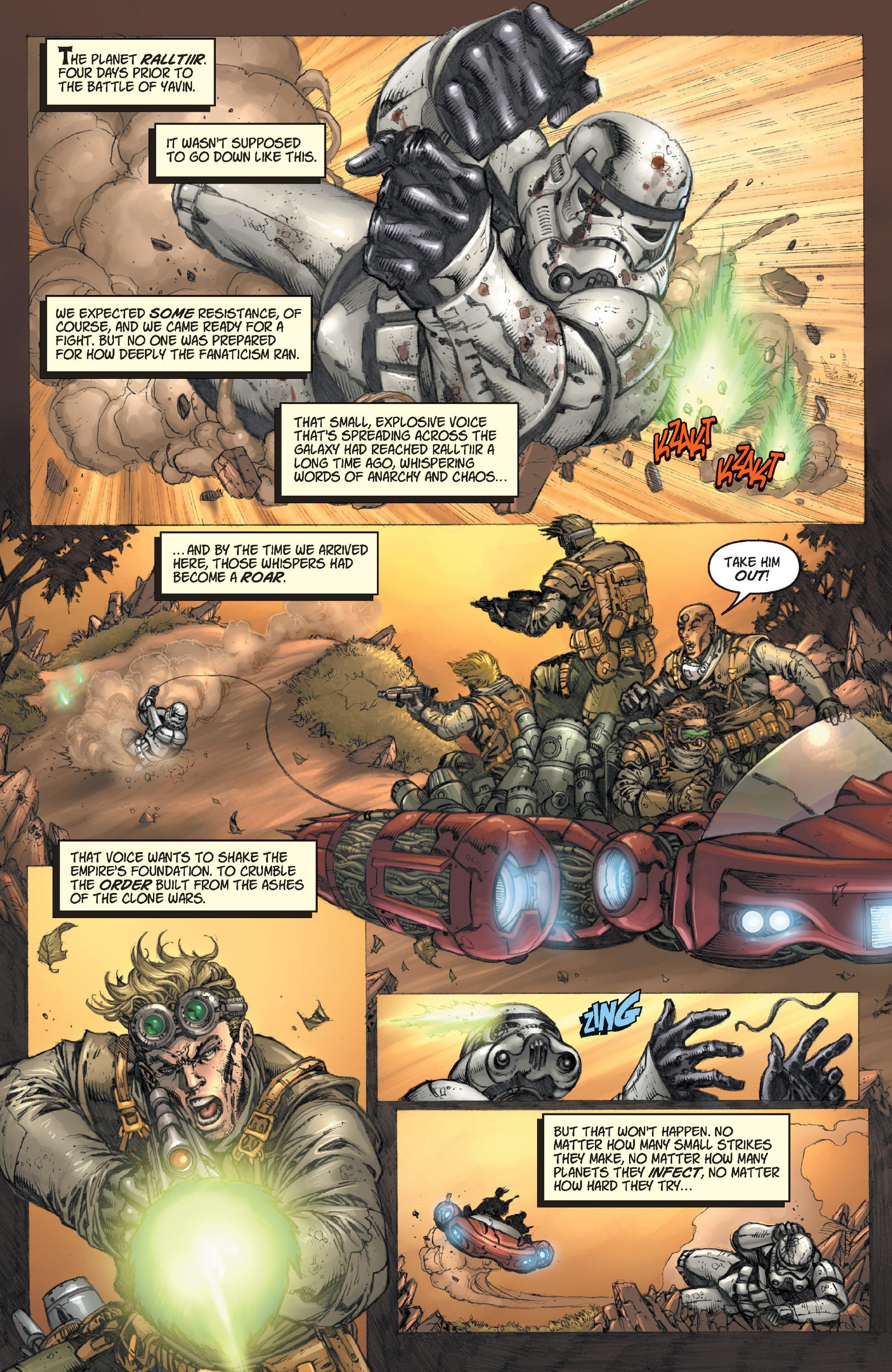 Read online Star Wars Omnibus comic -  Issue # Vol. 17 - 194