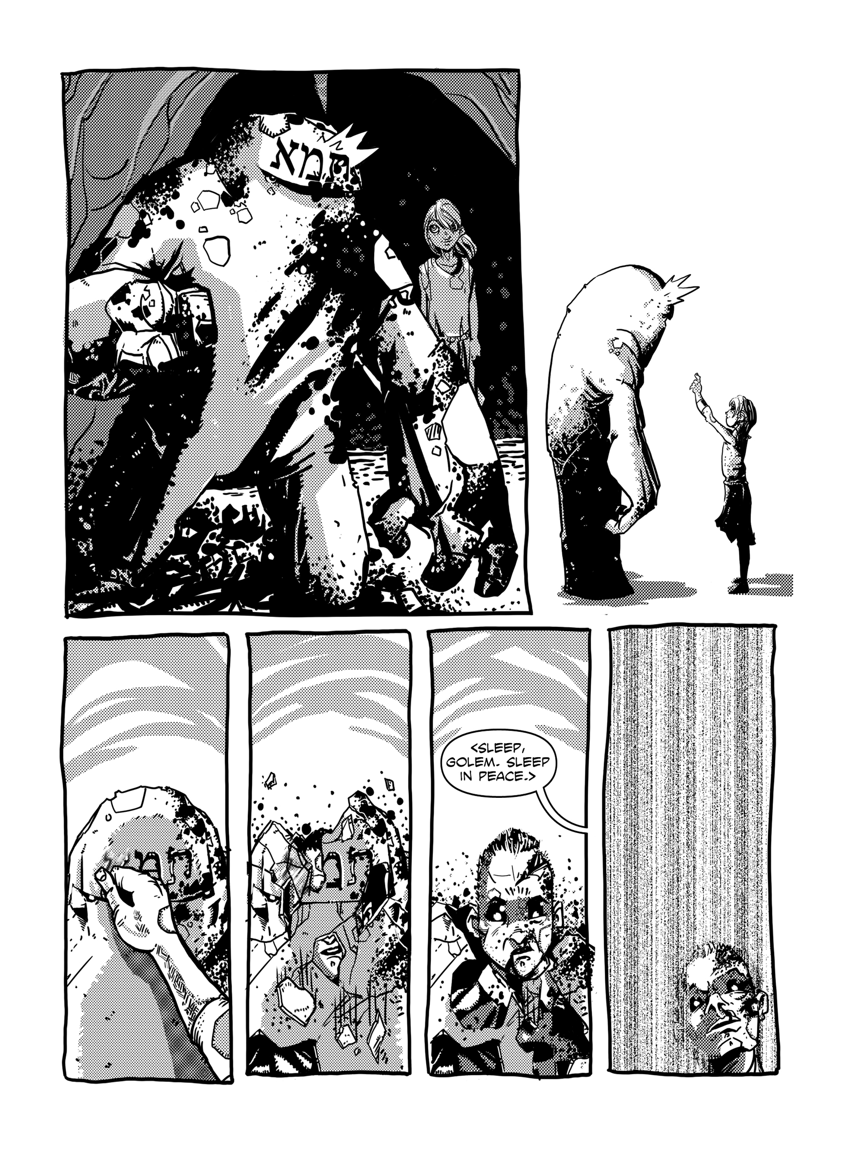 Read online FUBAR comic -  Issue #1 - 129