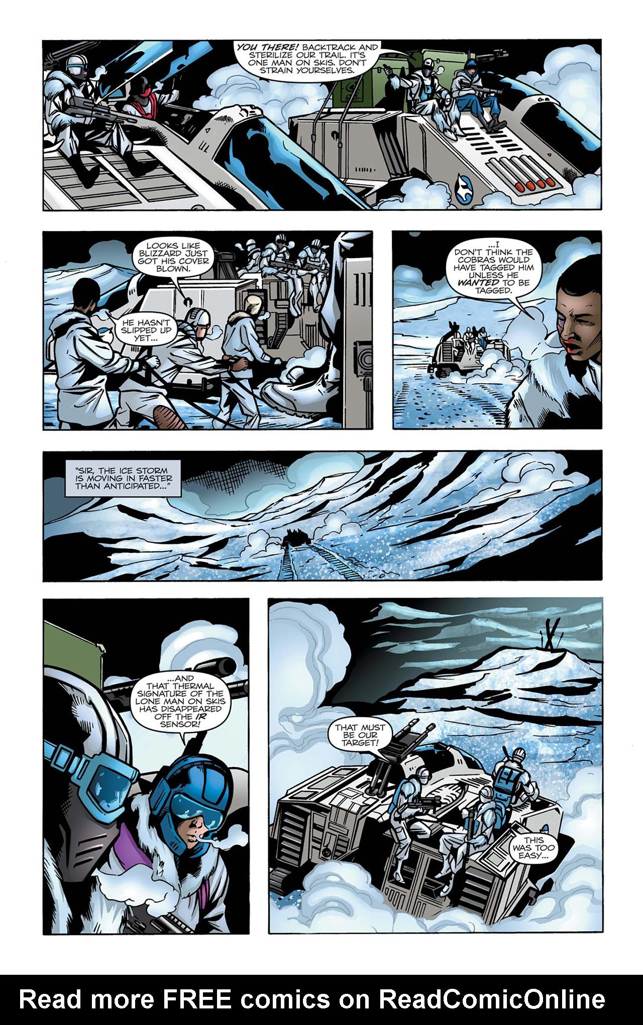 G.I. Joe: A Real American Hero 168 Page 6