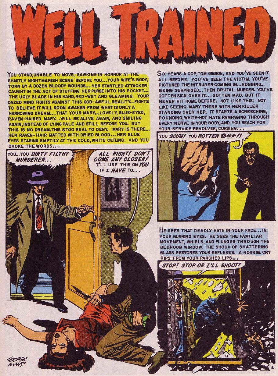 Read online Shock SuspenStories comic -  Issue #15 - 24