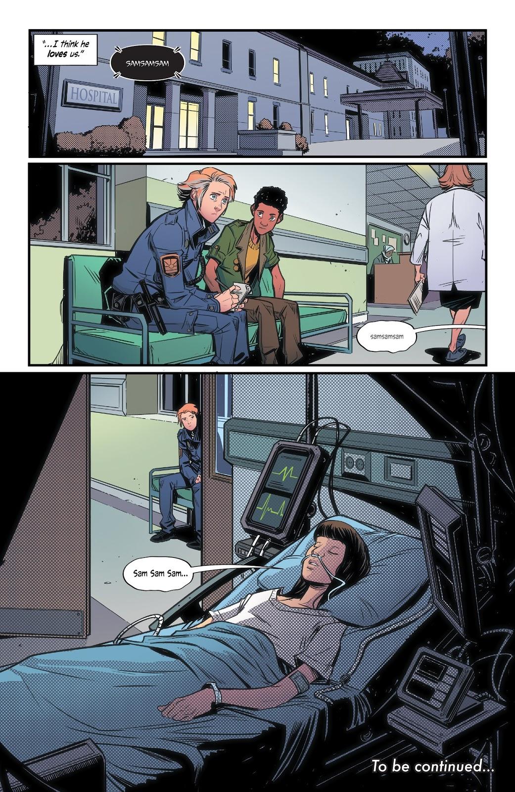 Read online Alienated comic -  Issue #3 - 24