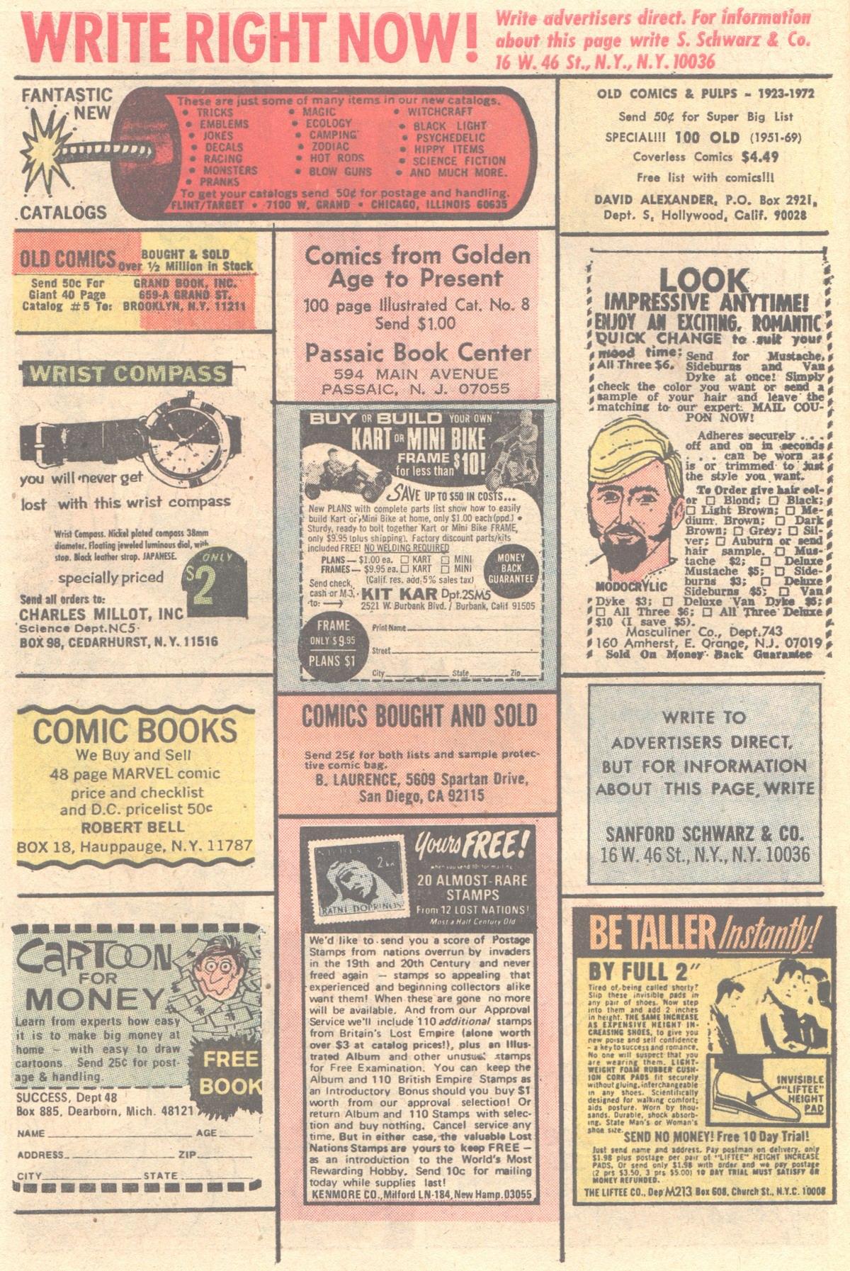 Read online Adventure Comics (1938) comic -  Issue #419 - 44