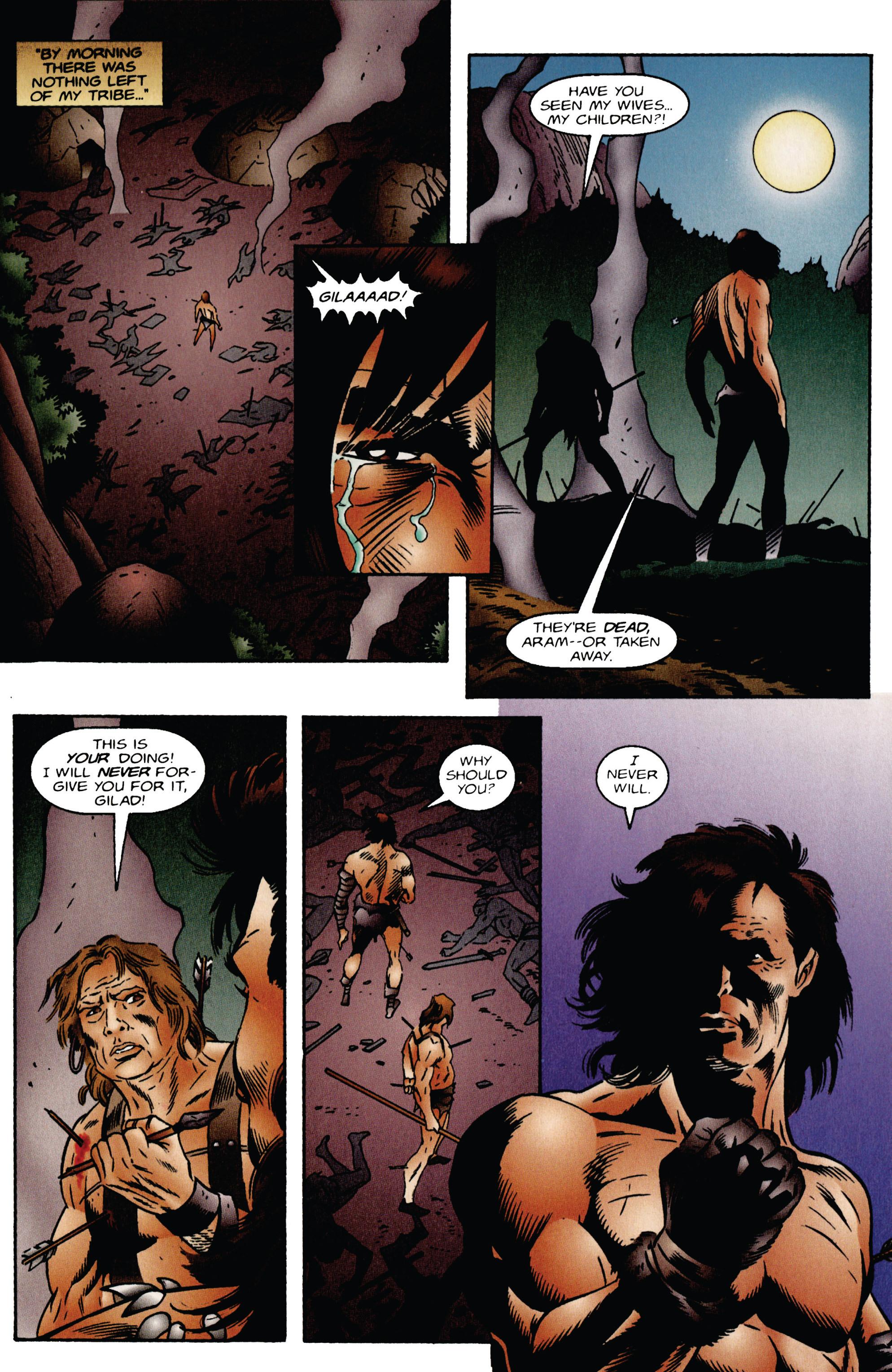 Read online Eternal Warrior (1992) comic -  Issue #40 - 7