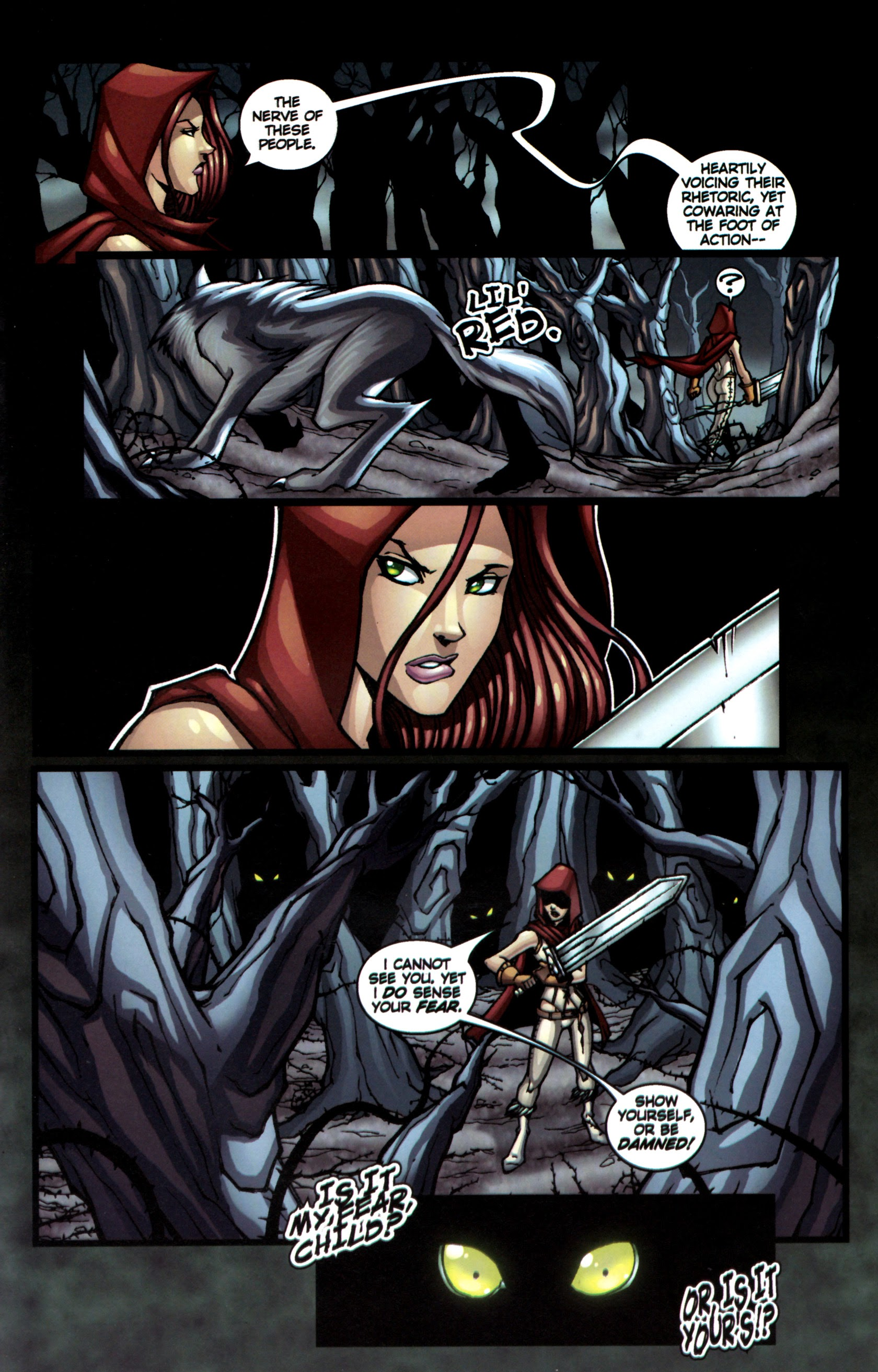 Read online Abiding Perdition comic -  Issue #5 - 20