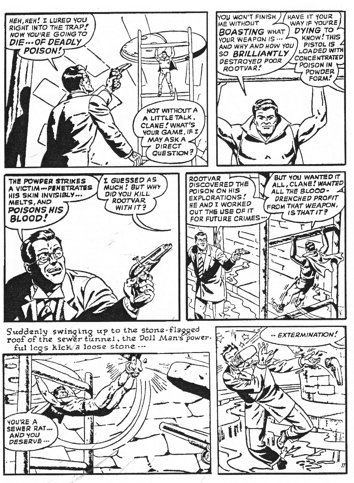 Read online Men of Mystery Comics comic -  Issue #62 - 13