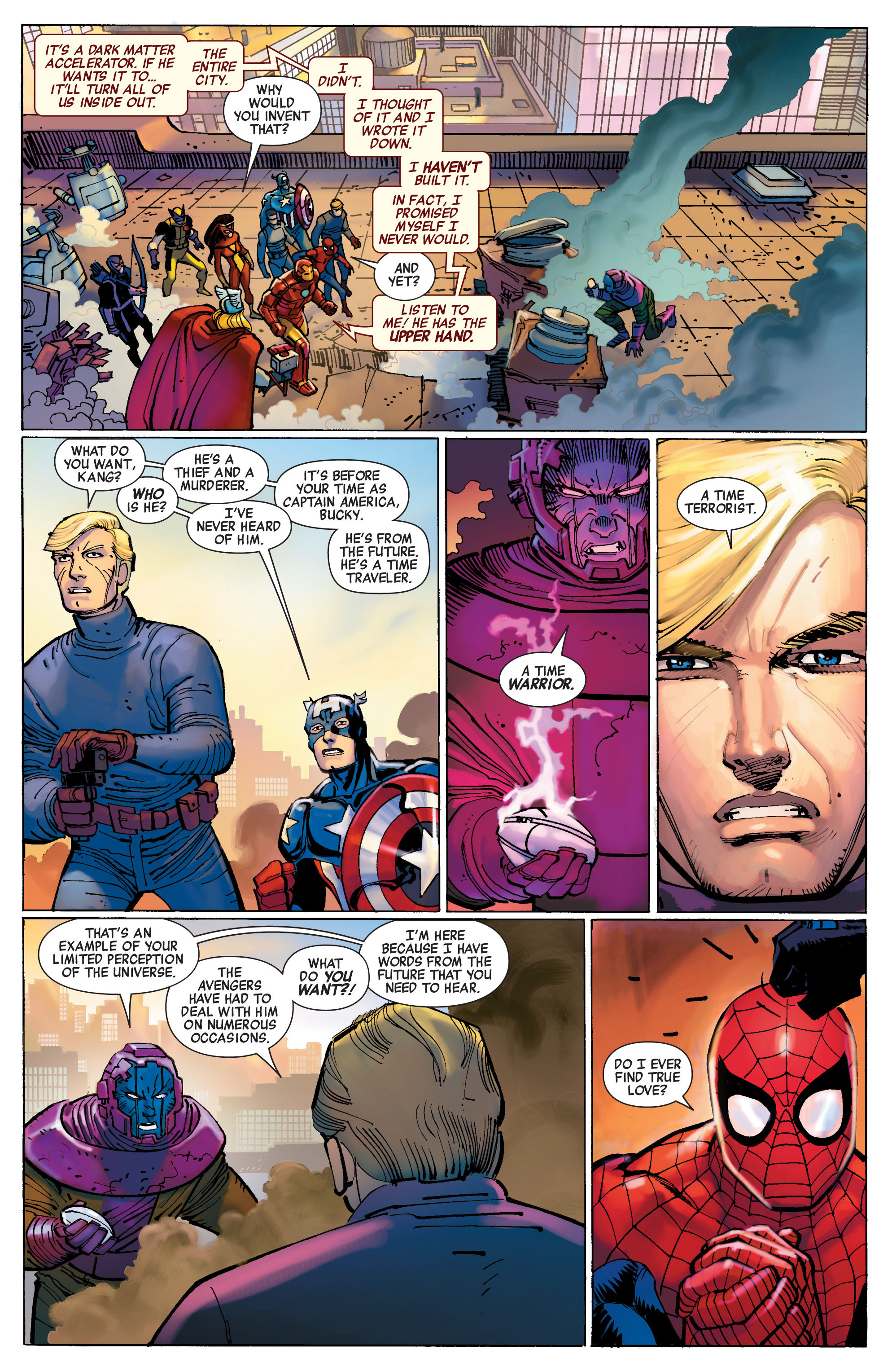 Read online Avengers (2010) comic -  Issue #1 - 15