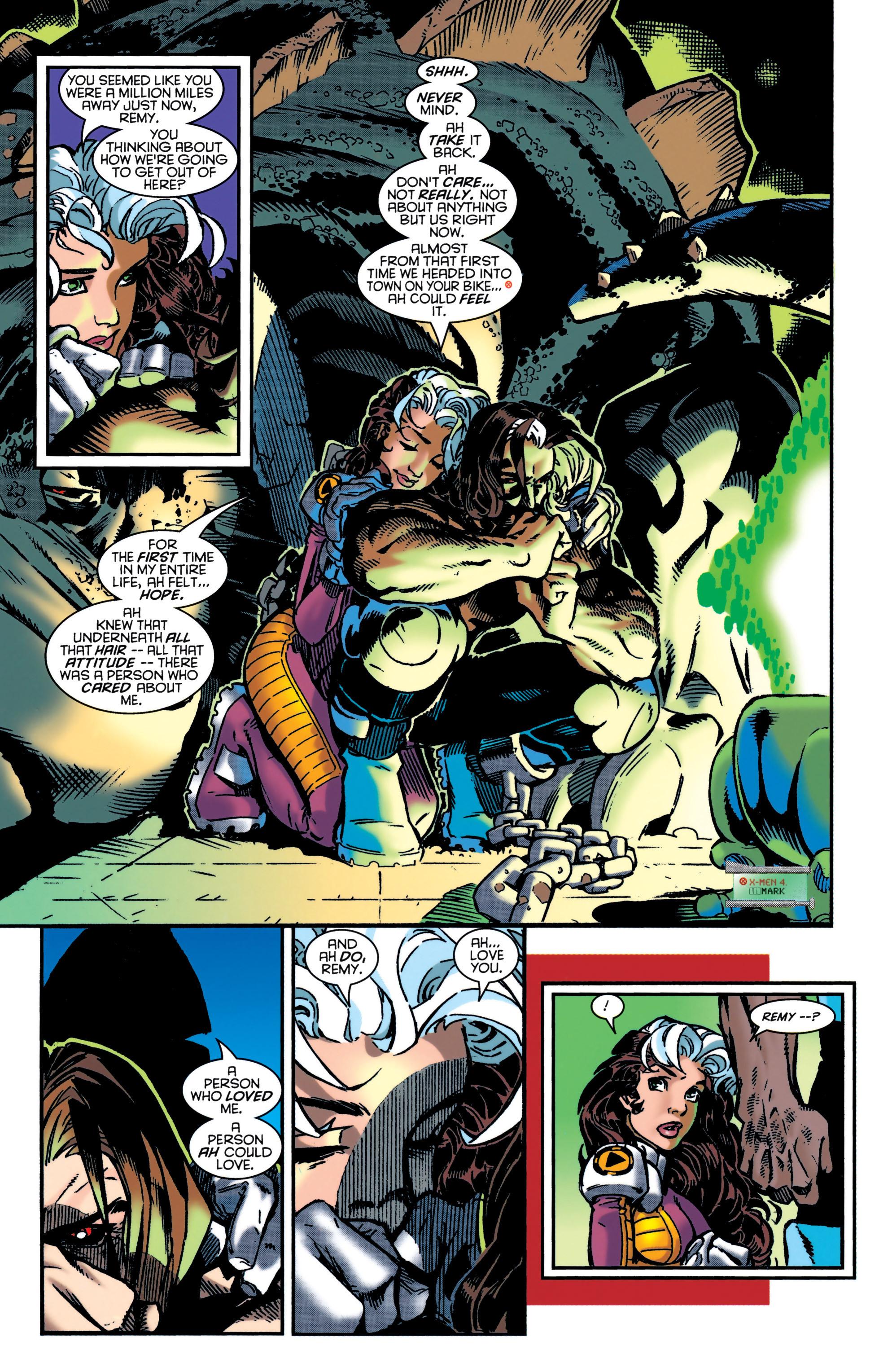 Read online Uncanny X-Men (1963) comic -  Issue #349 - 7
