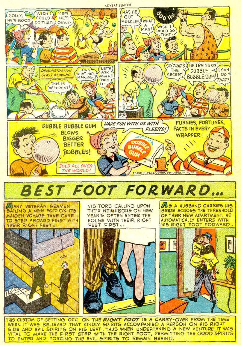 Read online Sensation (Mystery) Comics comic -  Issue #111 - 12