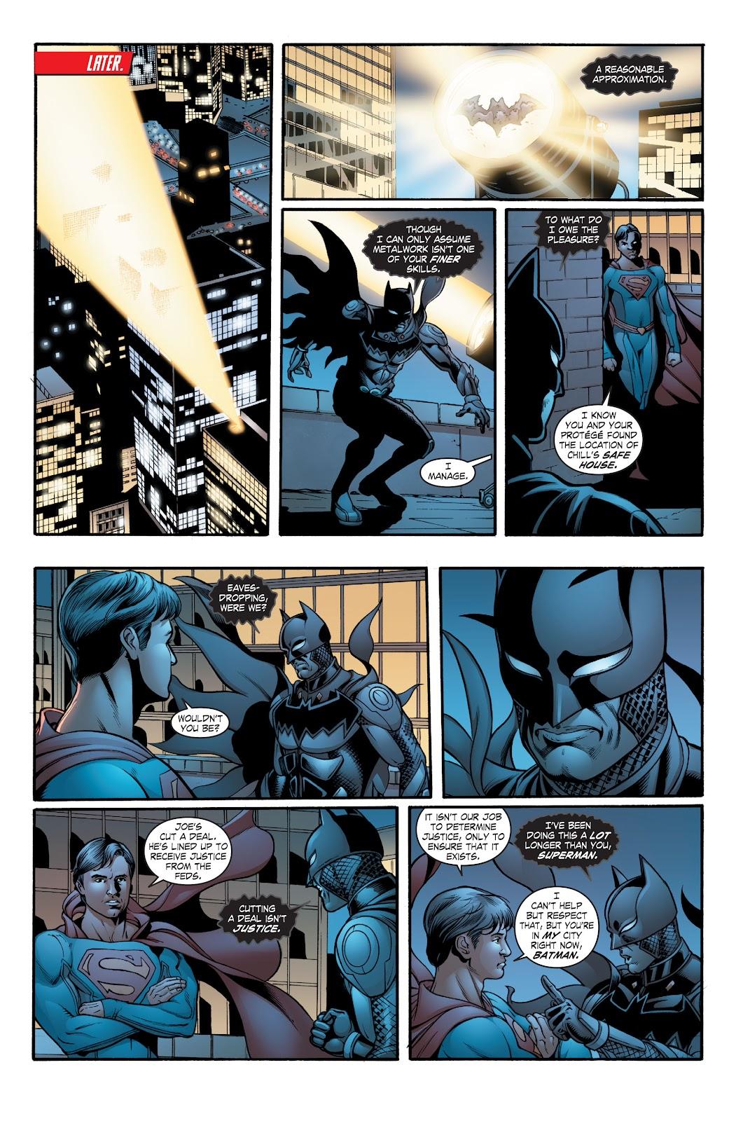 Read online Smallville Season 11 [II] comic -  Issue # TPB 2 - 59