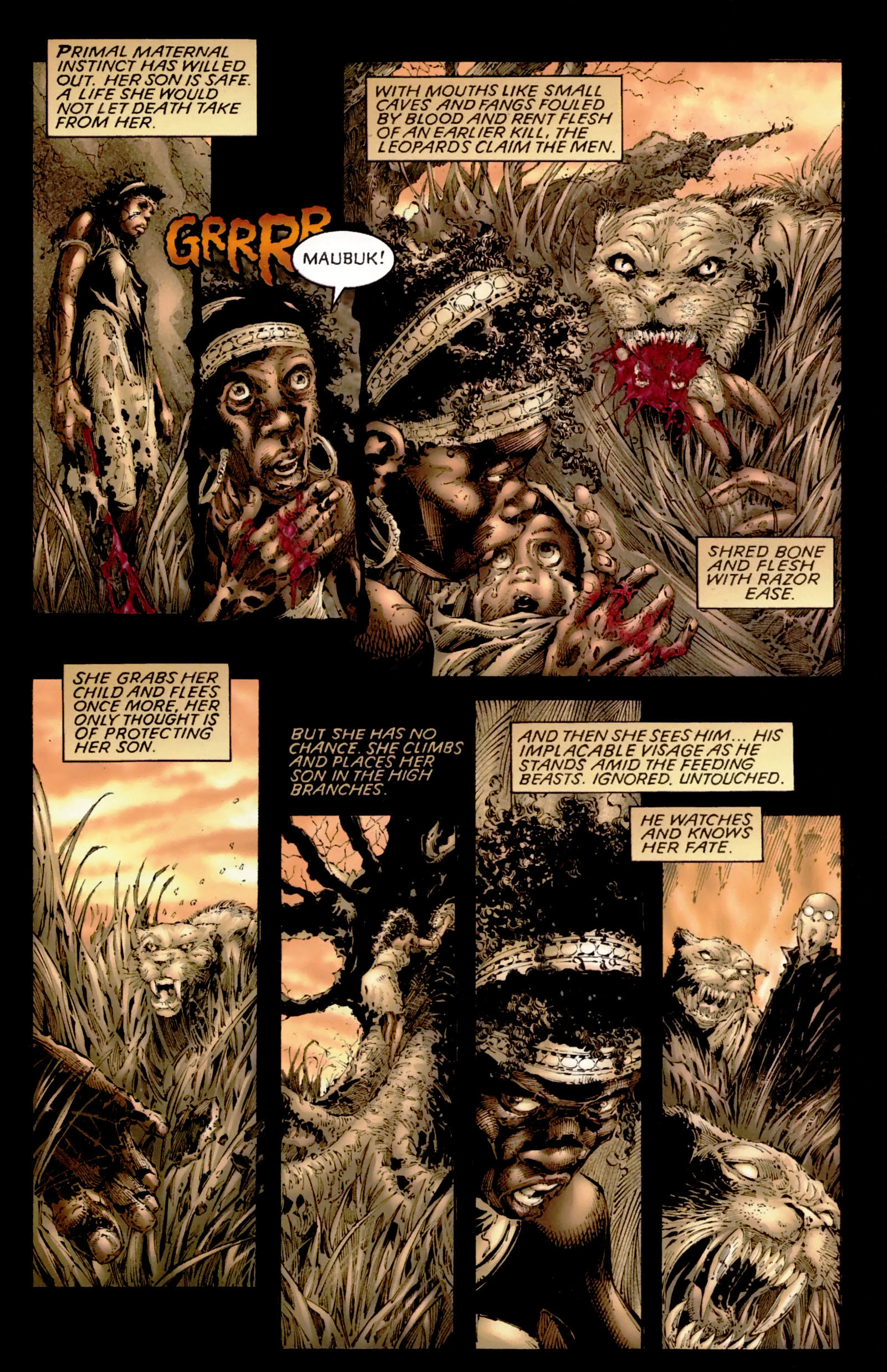 Curse of the Spawn 9 Page 7
