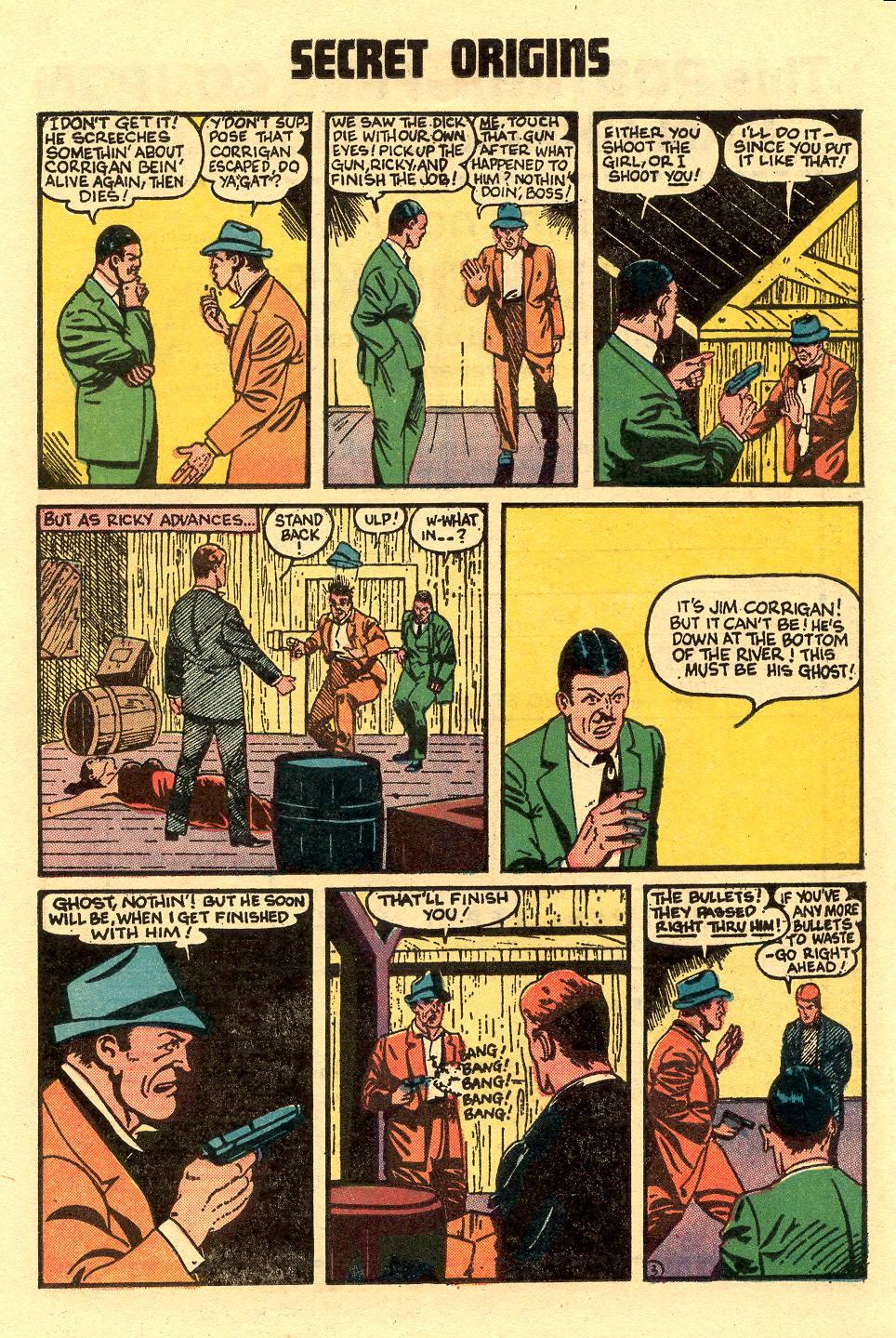 Read online Secret Origins (1973) comic -  Issue #5 - 24