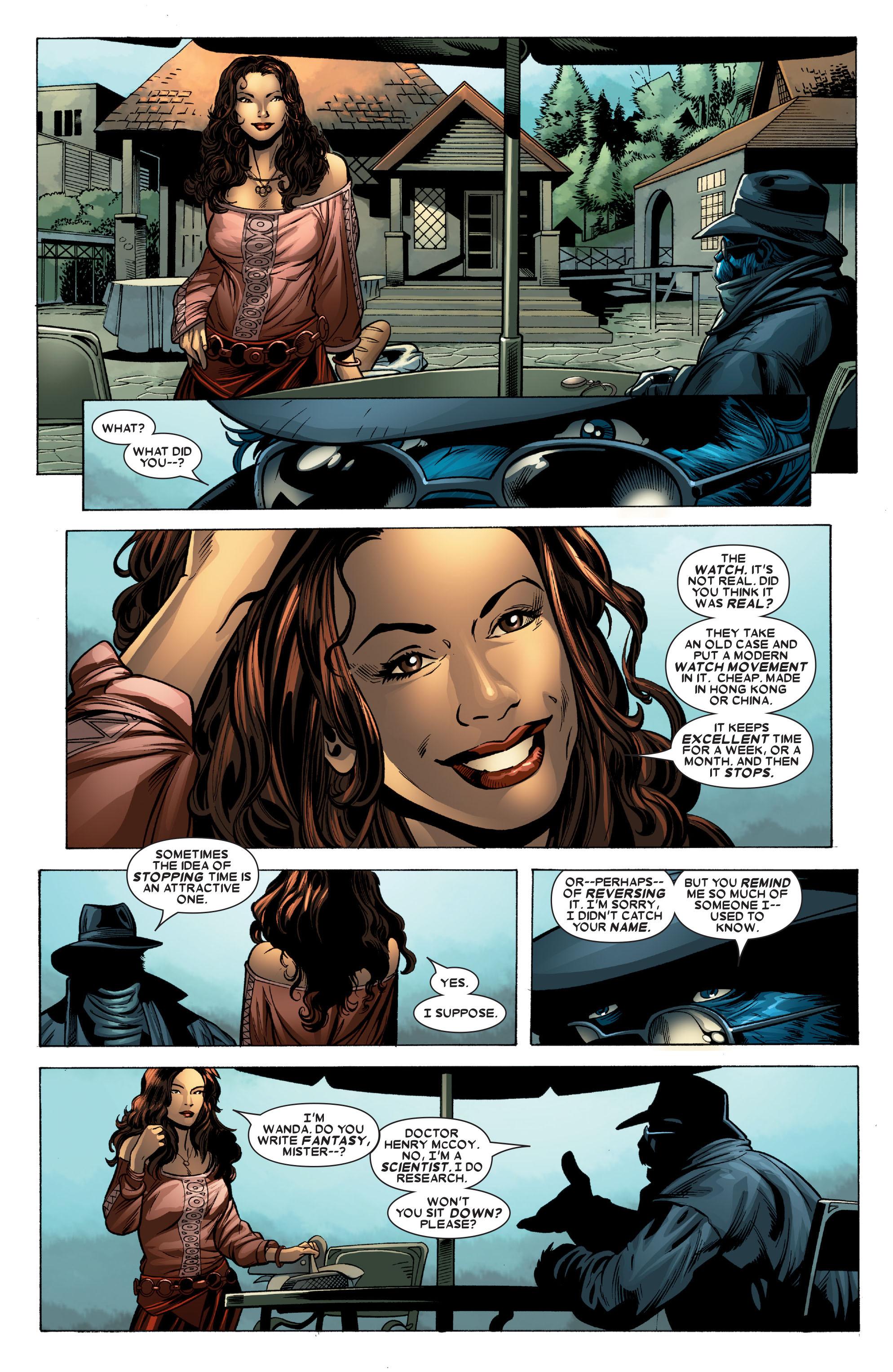 X-Men (1991) 204 Page 28