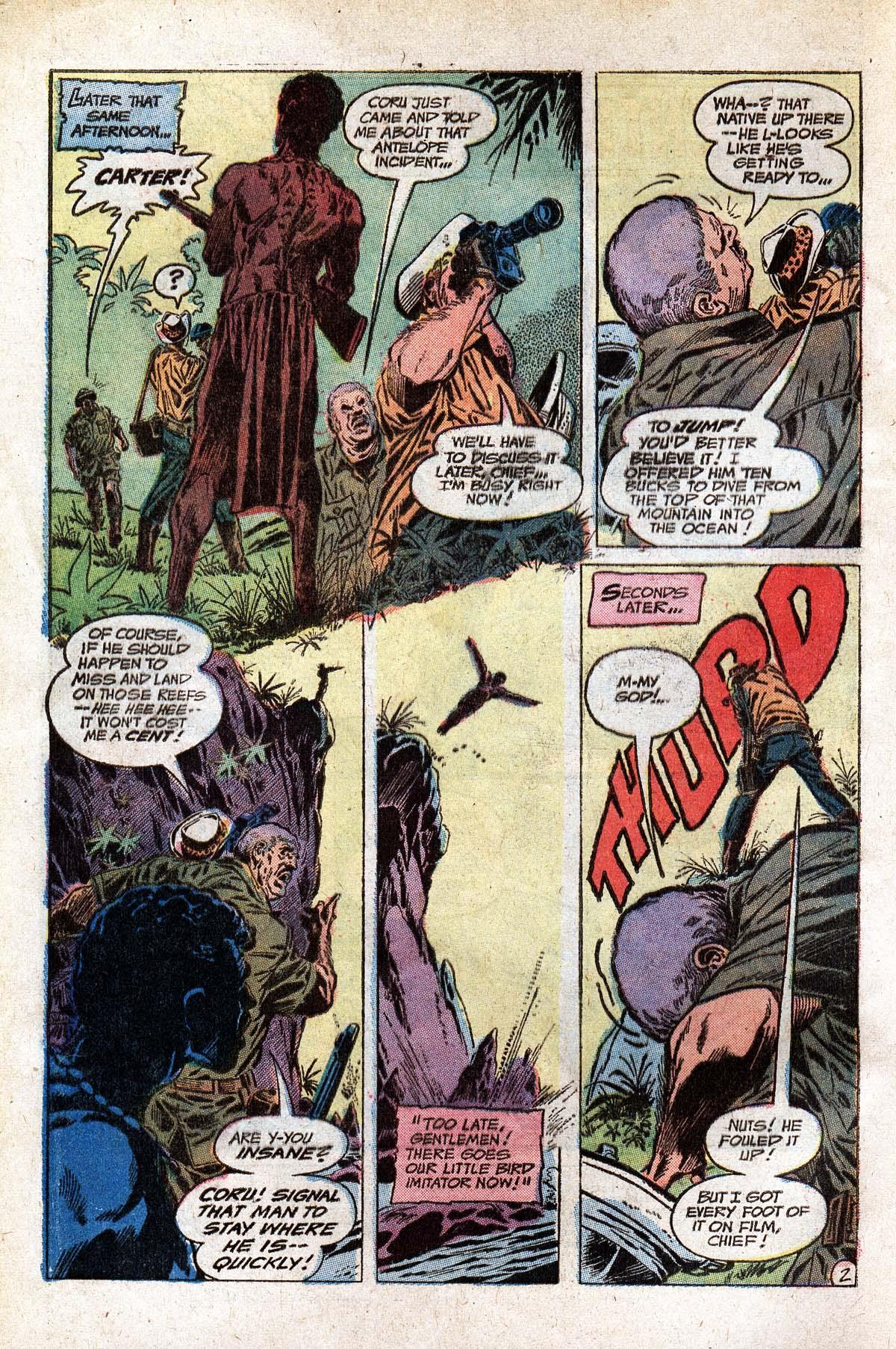 Read online Adventure Comics (1938) comic -  Issue #427 - 4