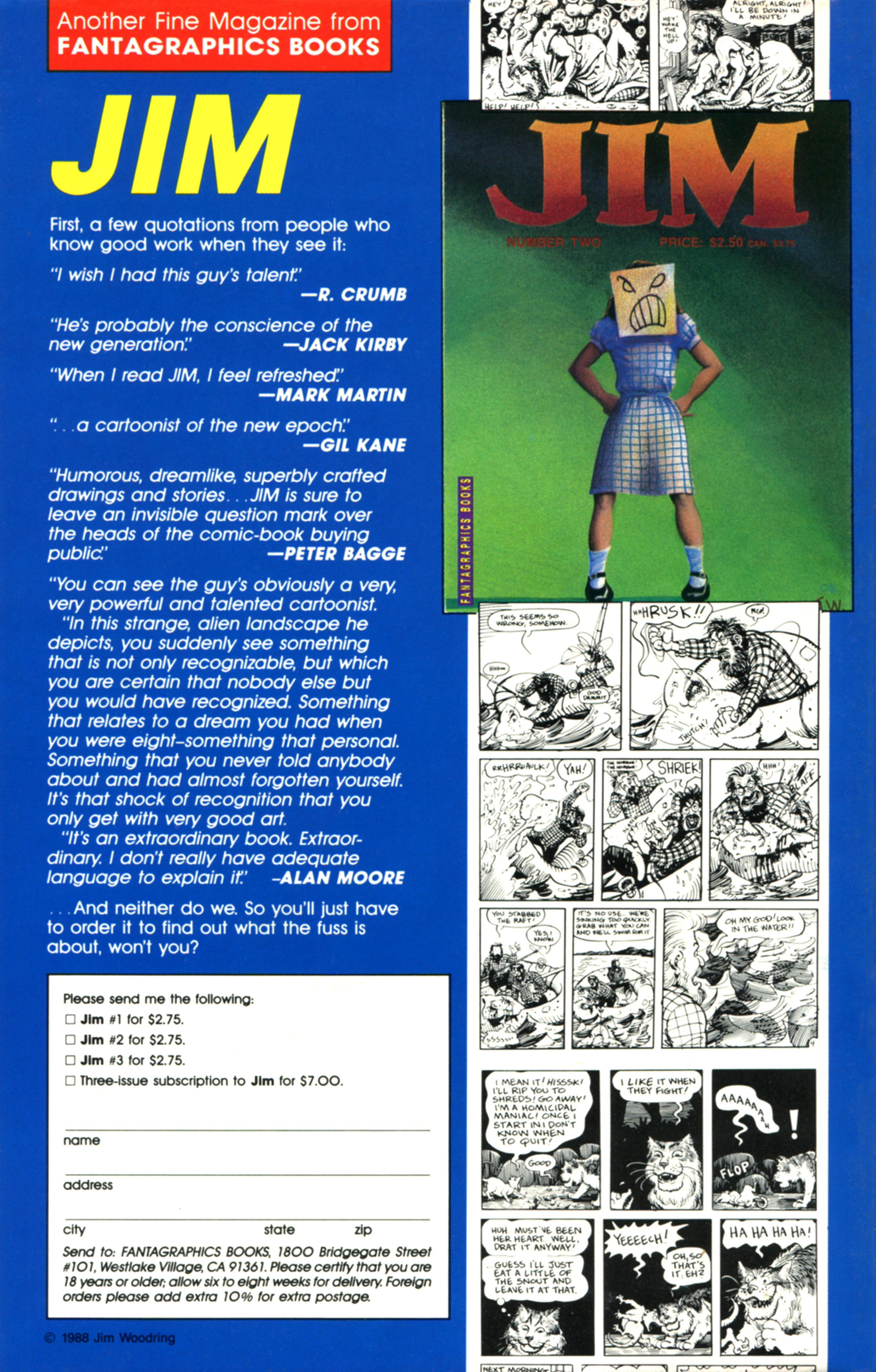 Read online Amazing Heroes comic -  Issue #159 - 43
