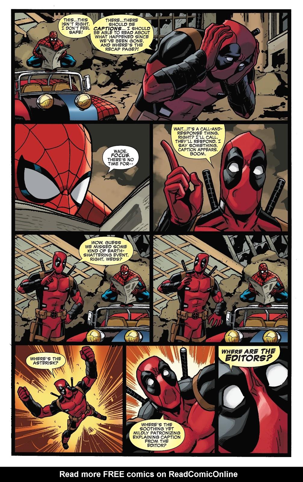 Read online Spider-Man/Deadpool comic -  Issue #46 - 7