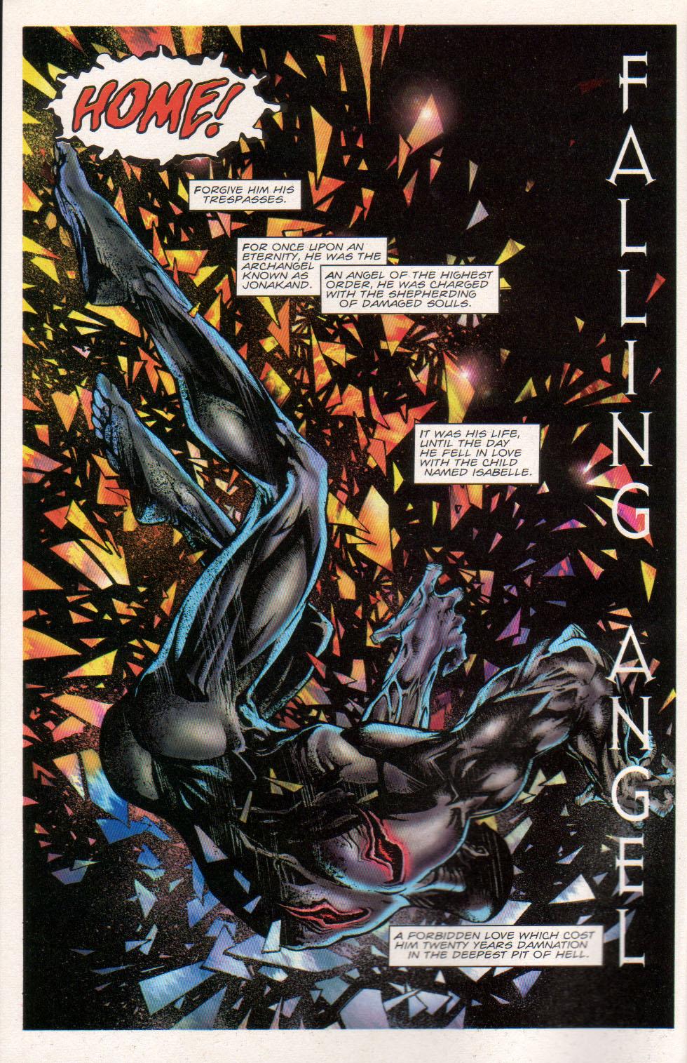 Read online Hellshock comic -  Issue #3 - 4