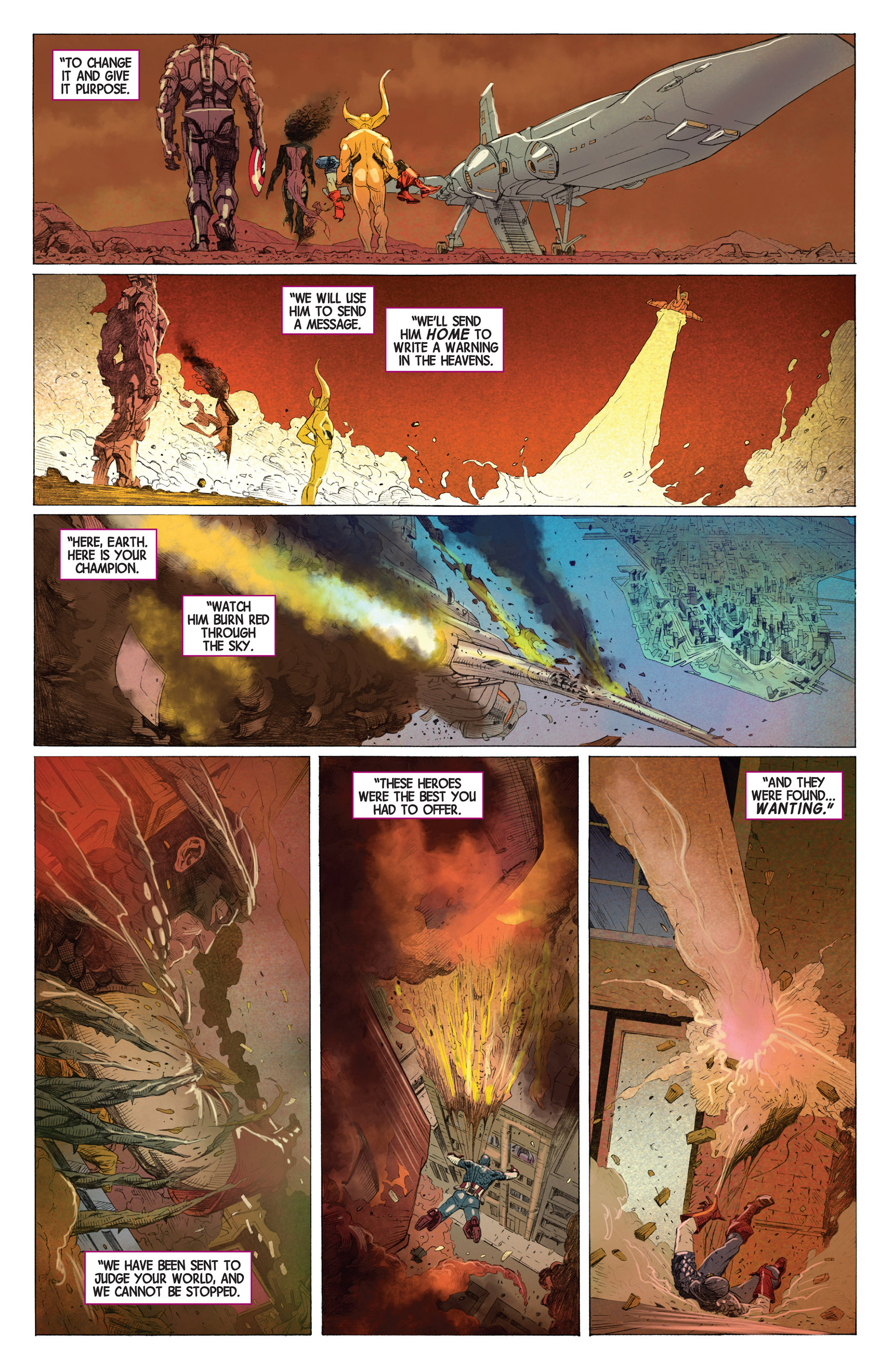 Read online Avengers (2013) comic -  Issue #1 - 20
